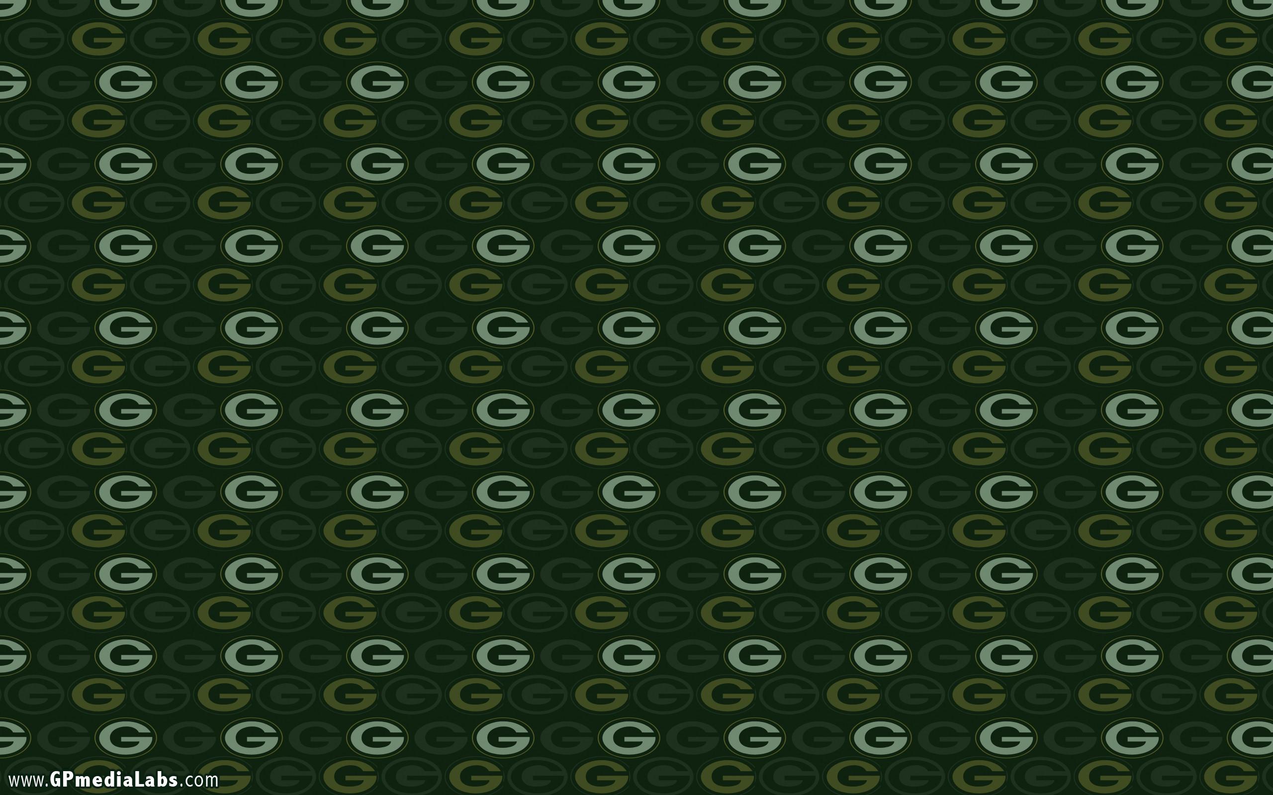 Green Bay Packers Wallpaper – G Logo Tile 1