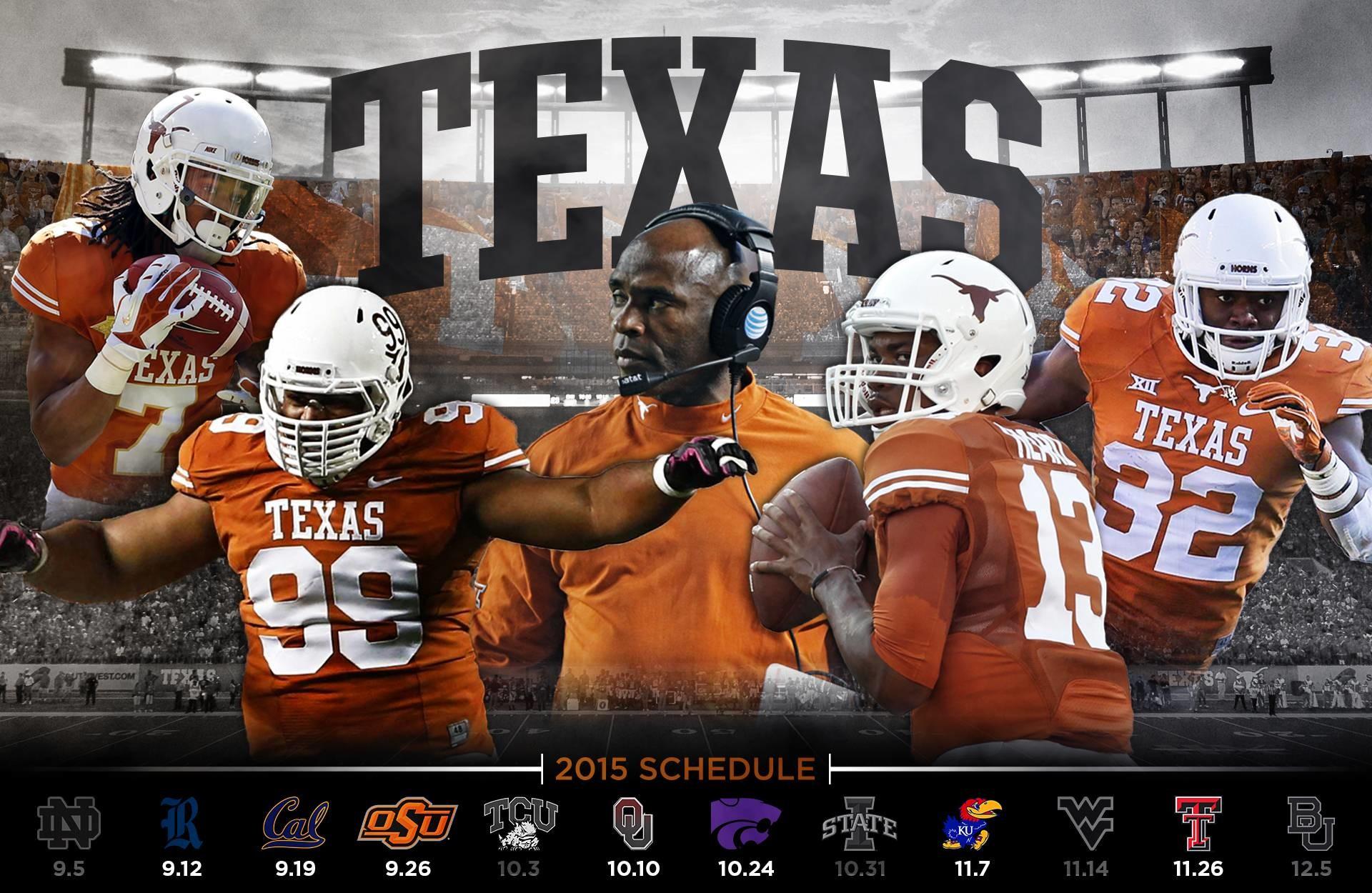 2015 Texas Longhorns Wallpaper …