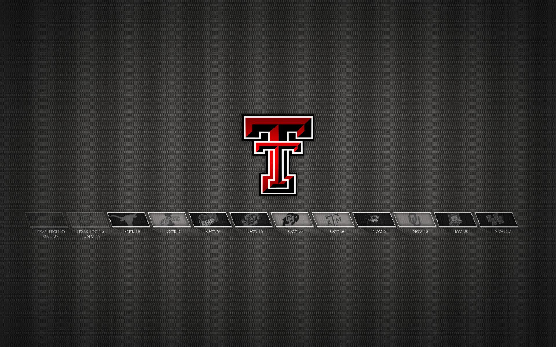 Texas Tech Wallpaper Football PC Texas Tech Football