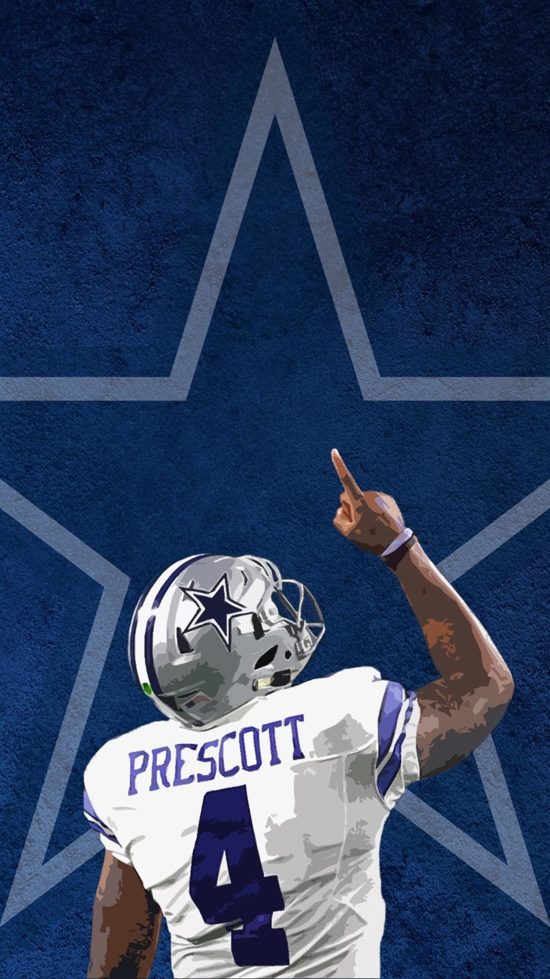 Made this Dak iPhone wallpaper if anyone wants to use it …