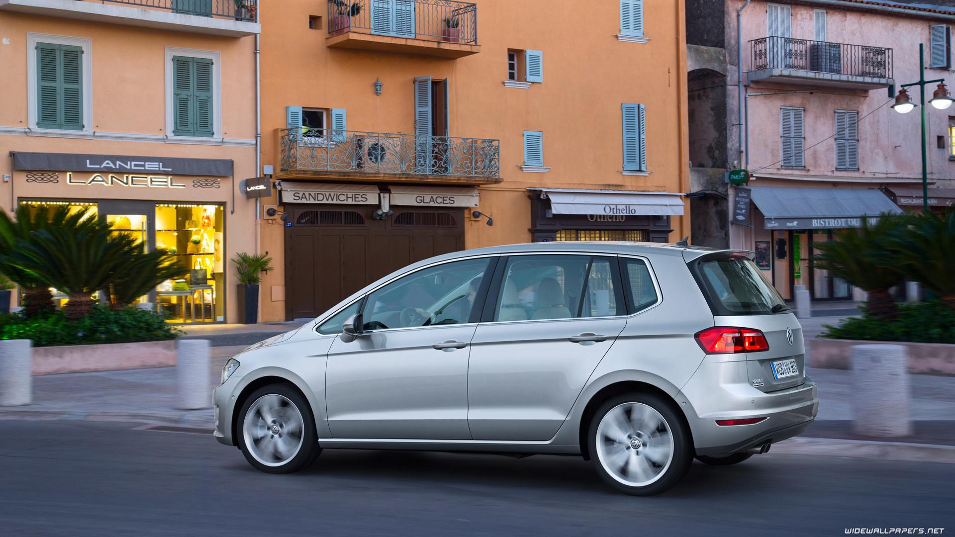 Volkswagen Golf Sportsvan TDI car wallpapers