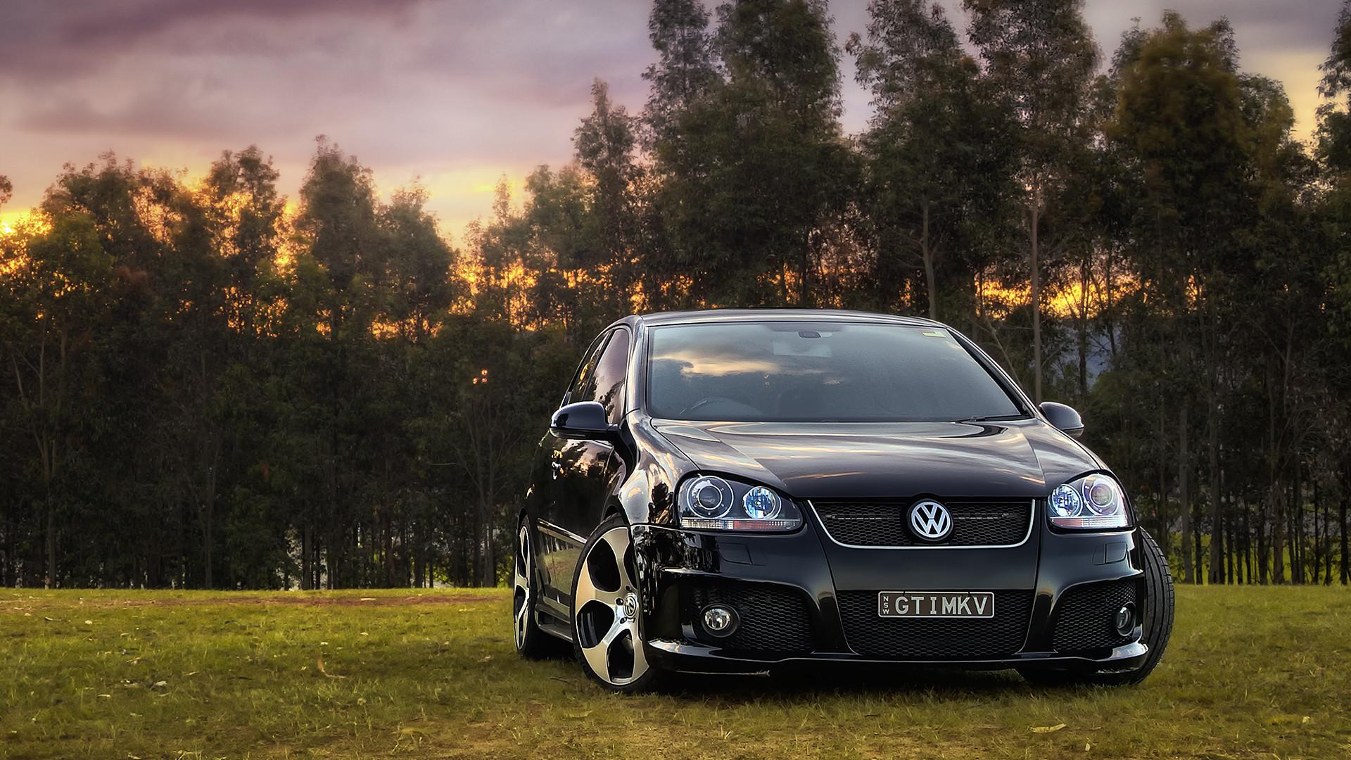 <b>Volkswagen Golf</b> GTI <b>Wallpapers</