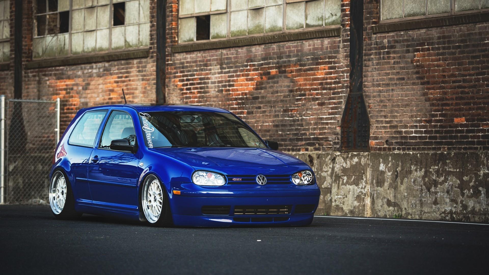 Volkswagen, Golf IV, GTI Wallpapers HD / Desktop and Mobile Backgrounds
