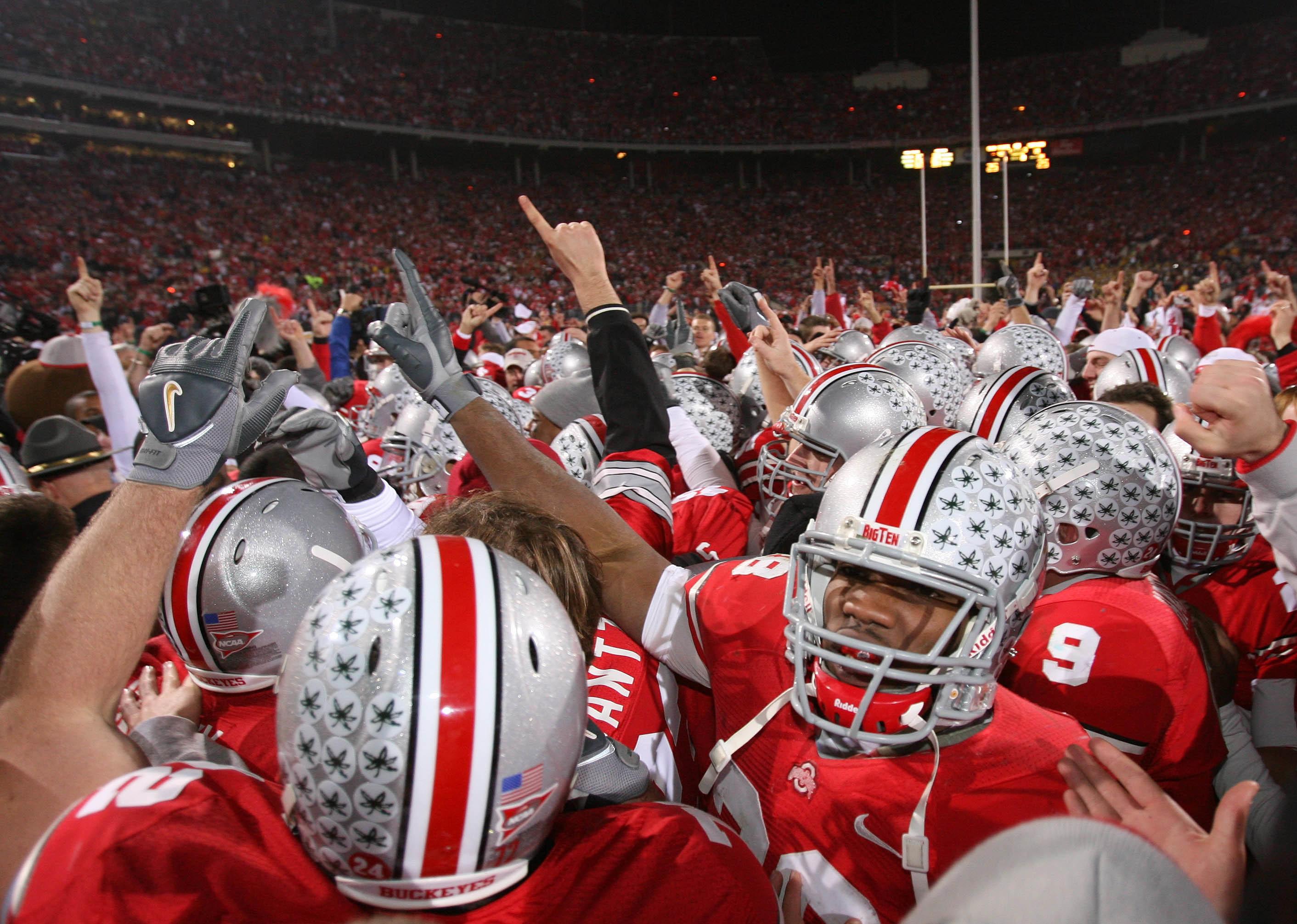 … ohio state buckeyes college football 2824×2016 desktop wallpapers …