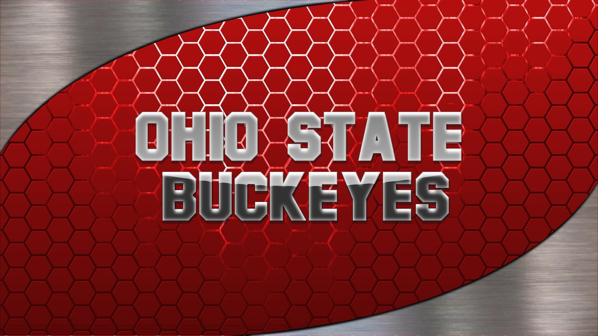 Ohio State Logo Wallpaper.