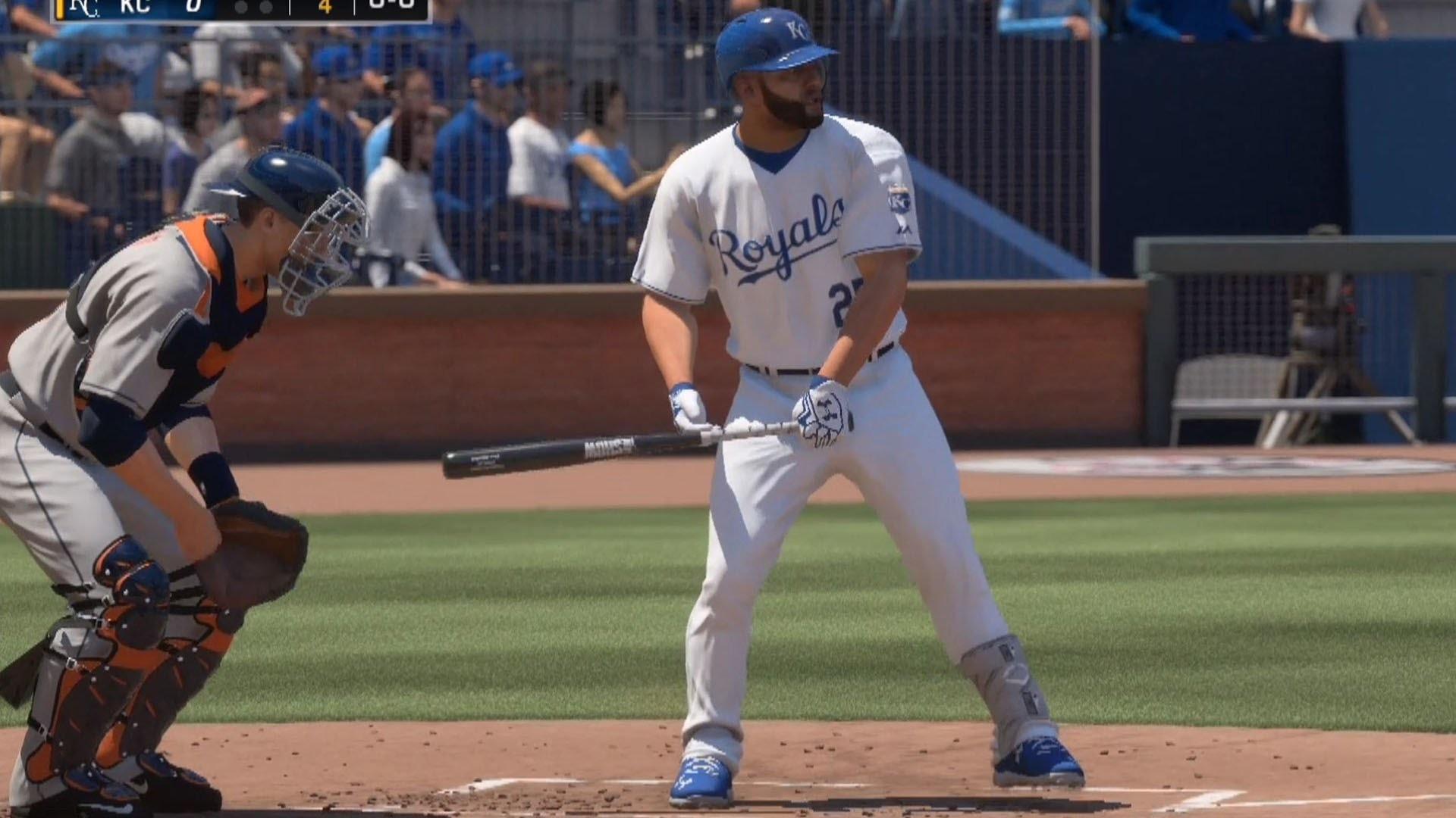 MLB The Show 16 – Houston Astros vs Kansas City Royals   Gameplay (PS4 HD)  [1080p60FPS] – YouTube