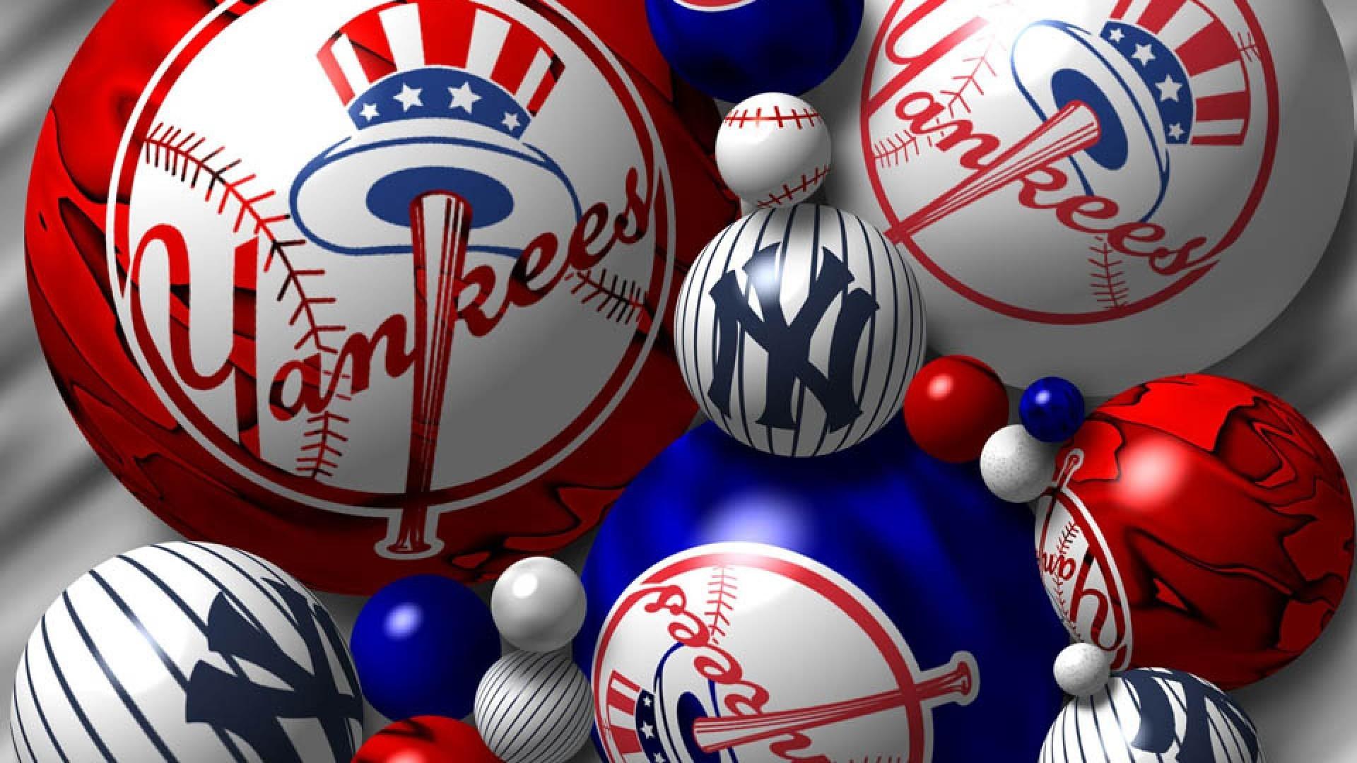 63 Ny Yankee Screensavers And Wallpapers