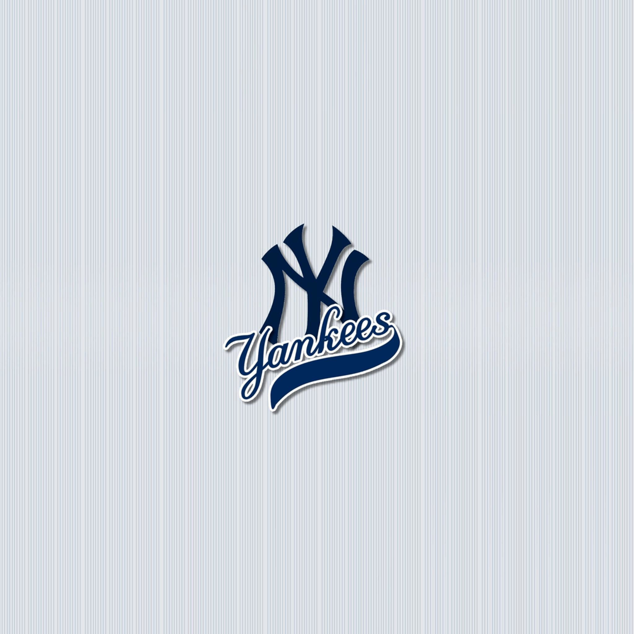 New York Yankees Logo HD IPad Wallpaper #2686   TanukinoSippo.com