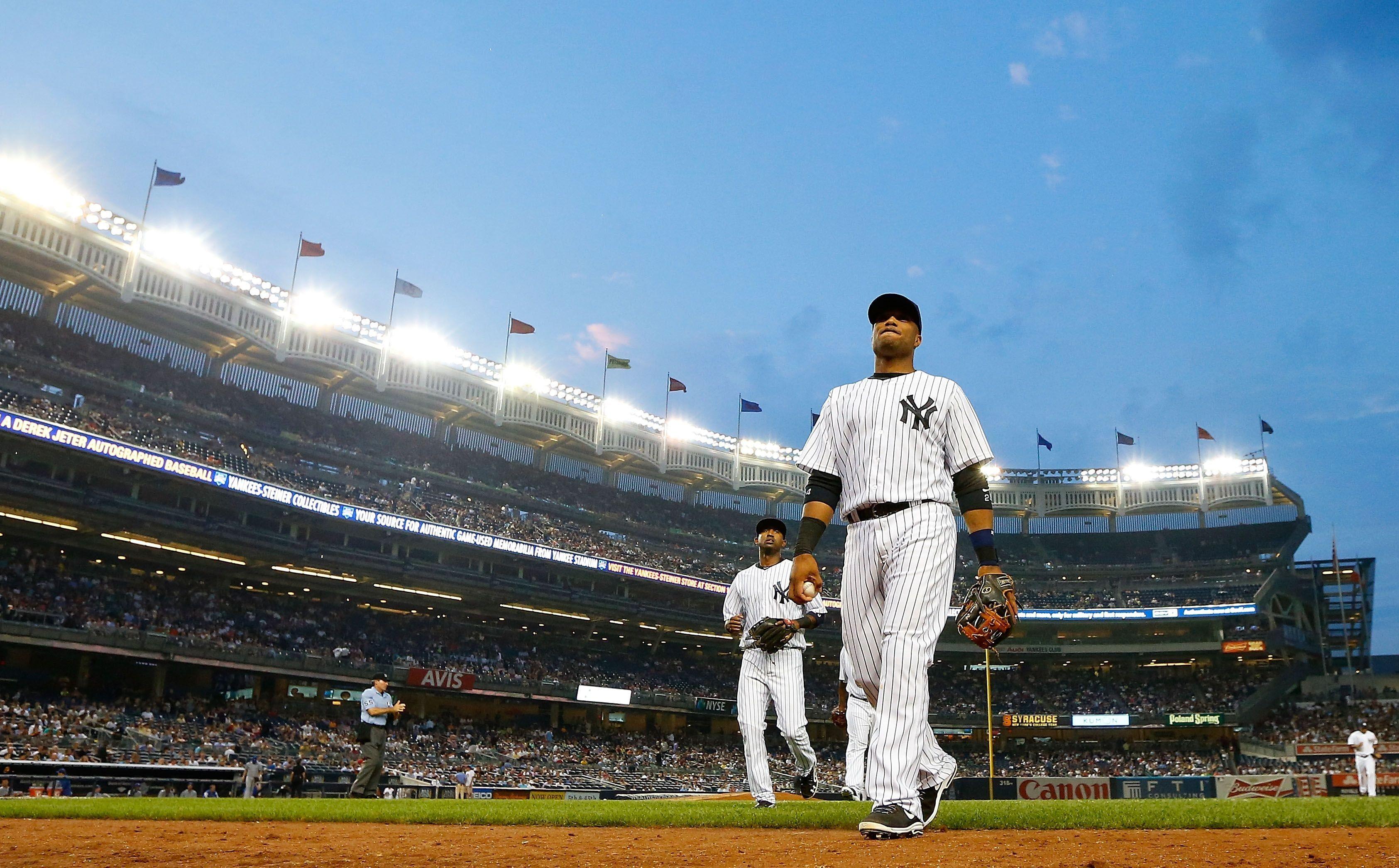 NEW YORK YANKEES baseball mlb ge wallpaper