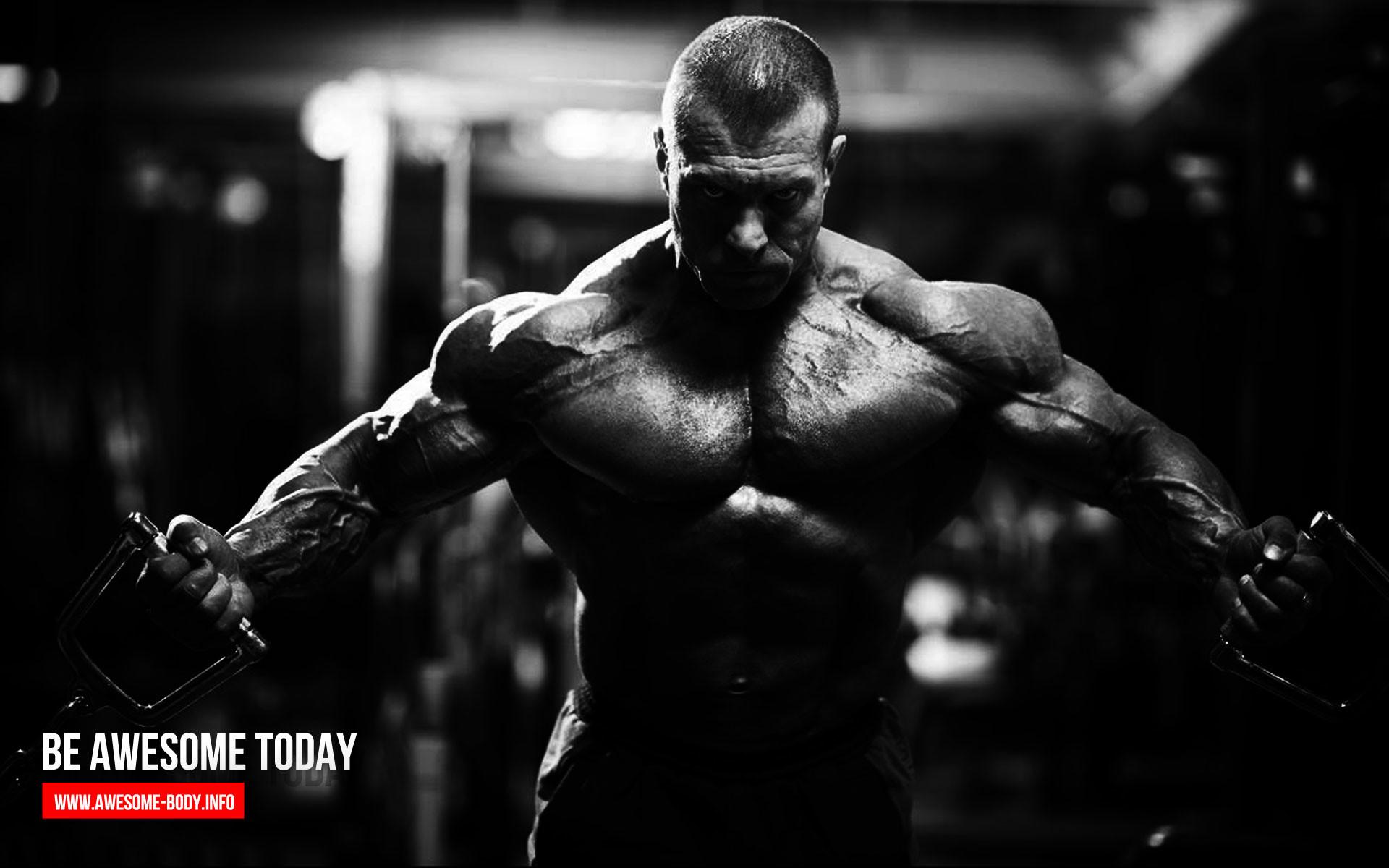 Free Bodybuilding Workouts Wallpaper