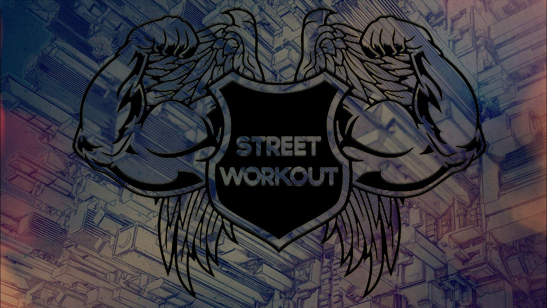 Full HD Images CollPection: Workout, by Queenie Kilgore