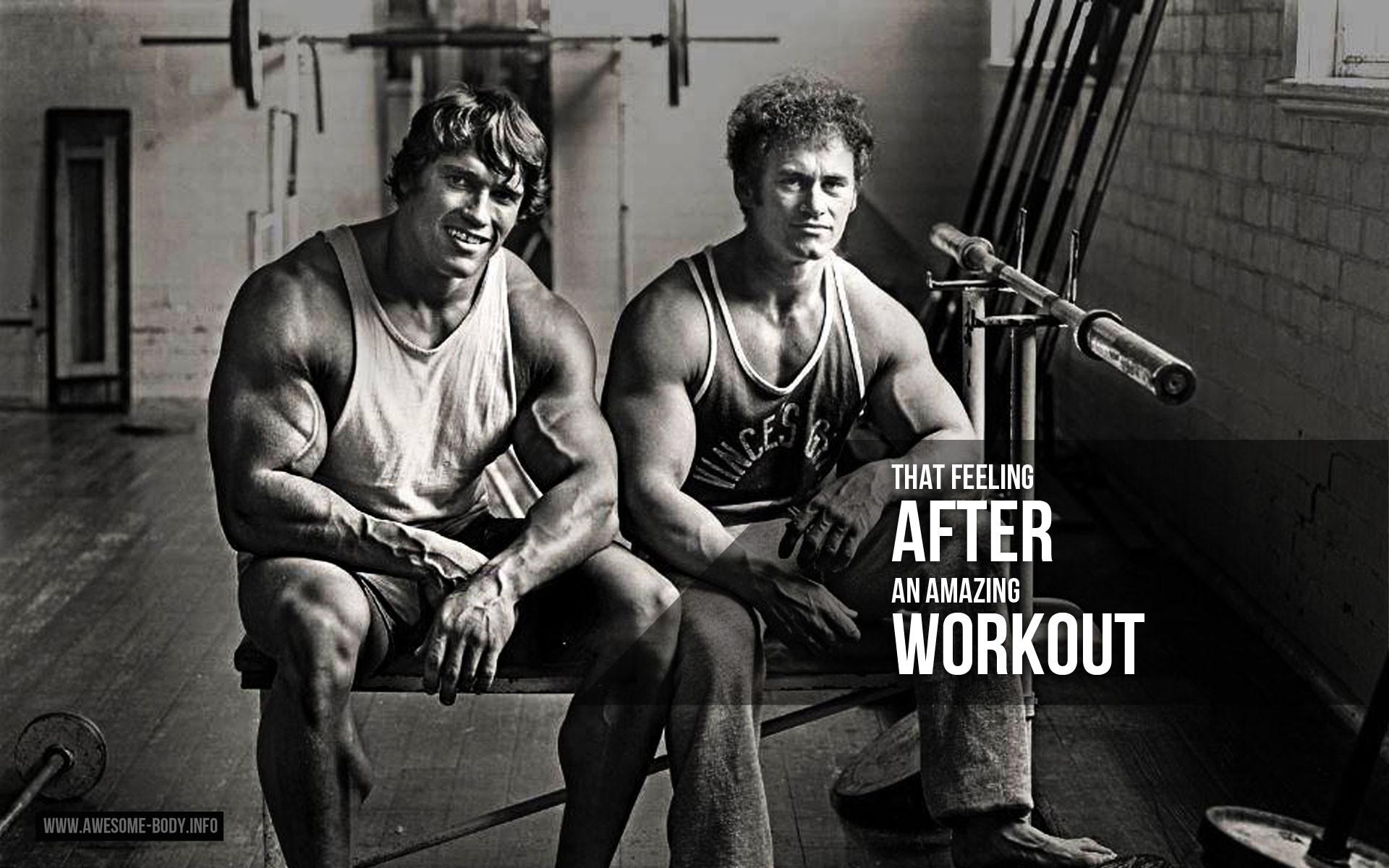 Arnold Schwarzenegger | Workout Motivation | wallpapers