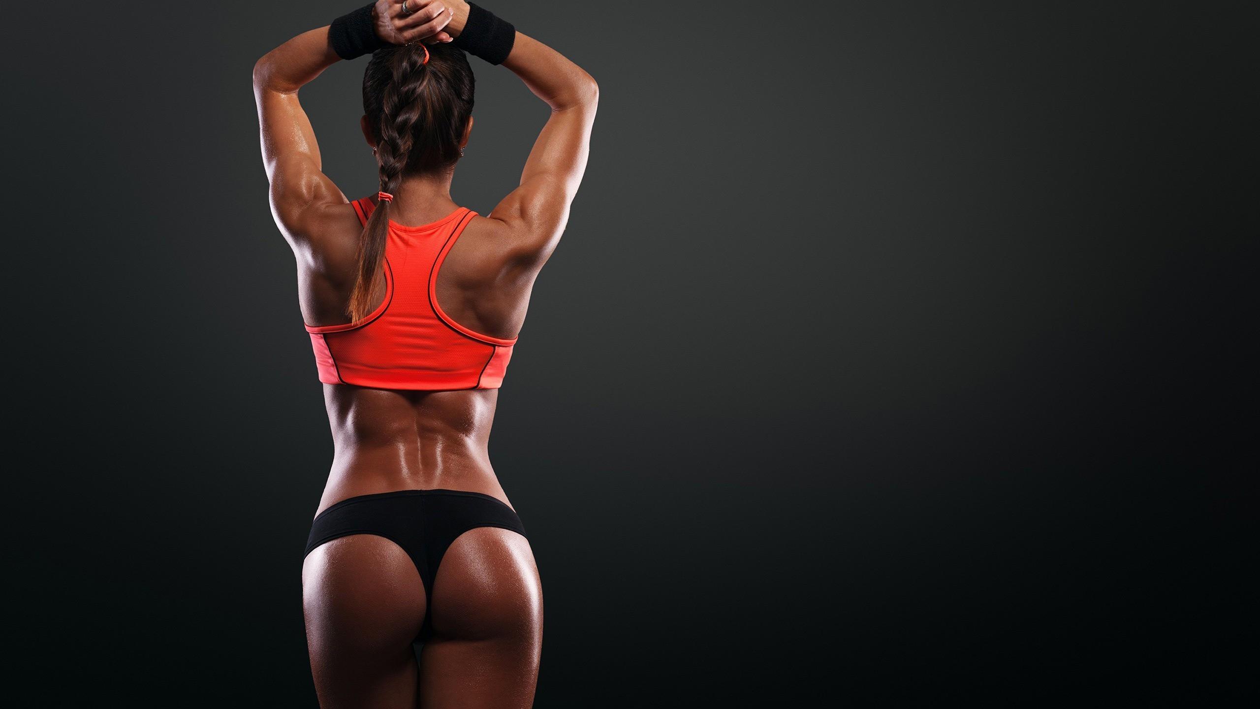 Motivational Fitness Women HD Desktop Wallpapers : High Definition .