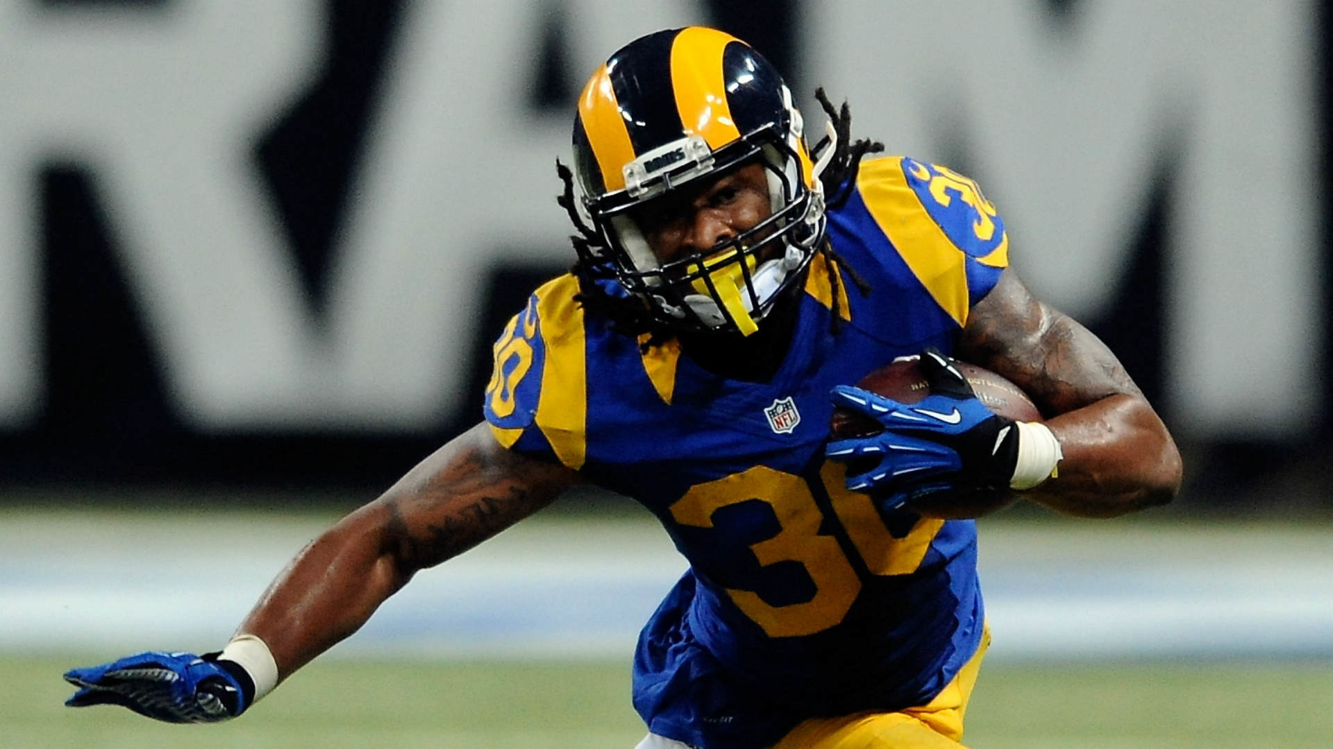 Sporting News NFL Rookie of the Year: Todd Gurley rescuing Rams, RB  position   NFL   Sporting News