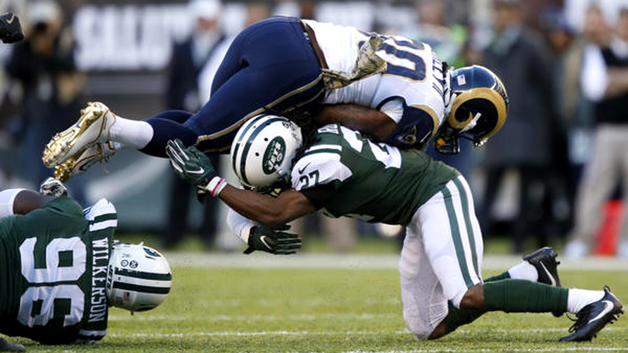 What we learned from the Rams' 9-6 victory over the New York Jets – LA Times