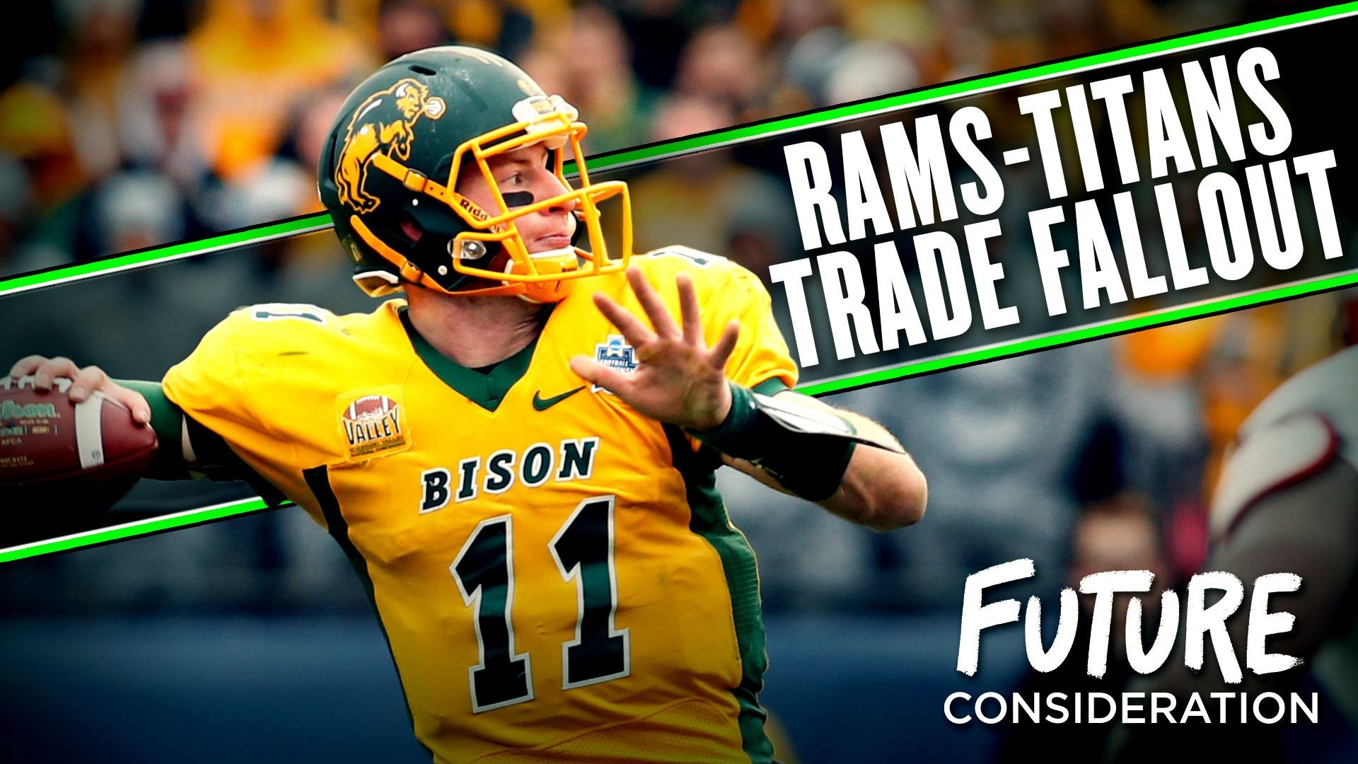The LA Rams Made The Trade Because The Previous Plan Wasn't Working – Turf  Show Times