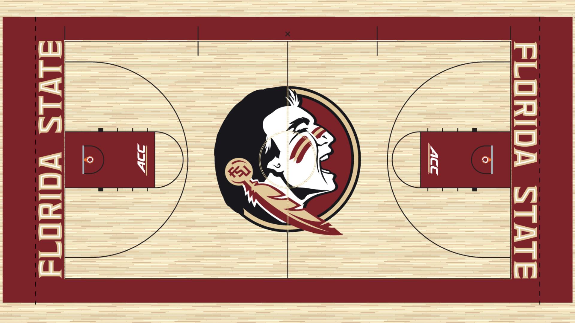 Florida State Basketball Wallpaper
