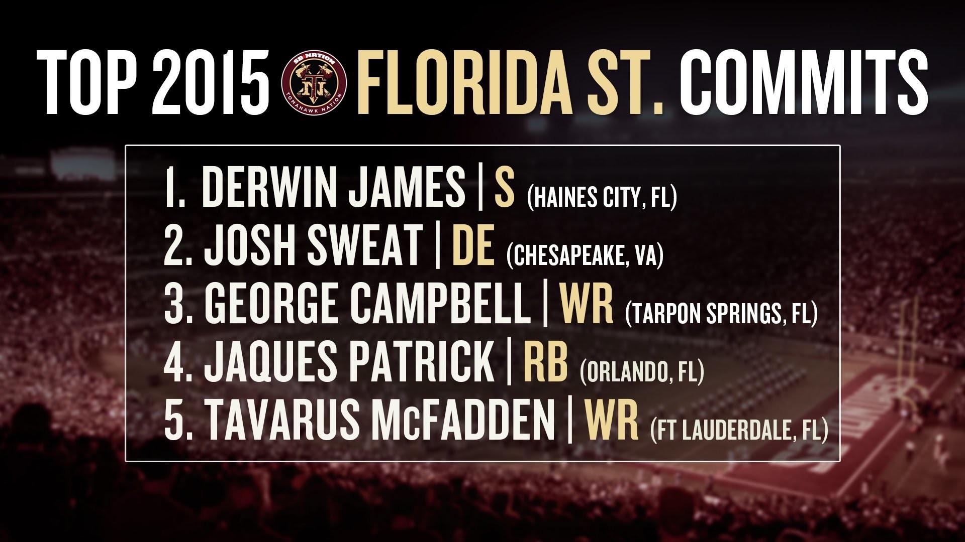 Florida State football recruiting 2015: early impact freshmen, recruiting  class breakdown