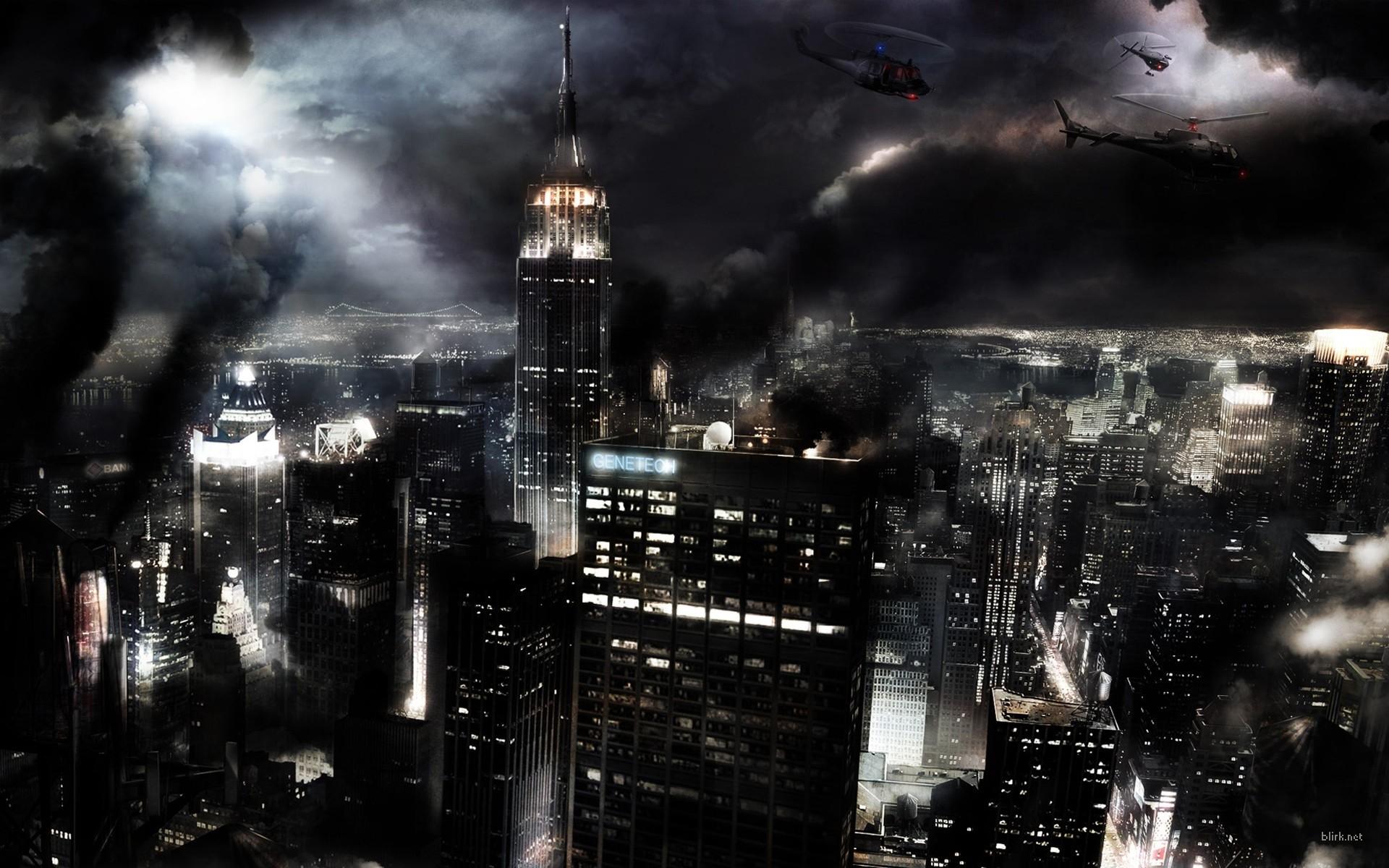 Empire State Destruction