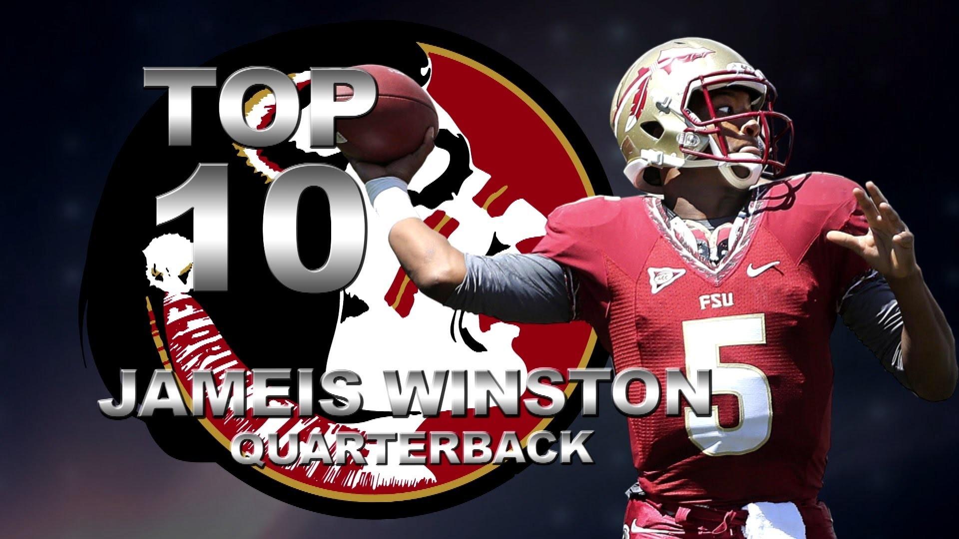 Top 10 Moments   Jameis Winston, Florida State   ACCDigitalNetwork – YouTube