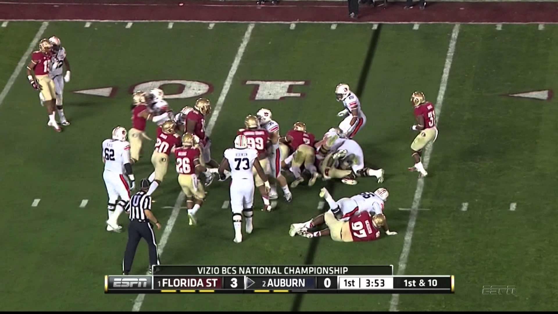 #2 Auburn vs #1 Florida State – BCS National Title 2014 1H (CF Quick-Edit)  HD REPLAY – YouTube