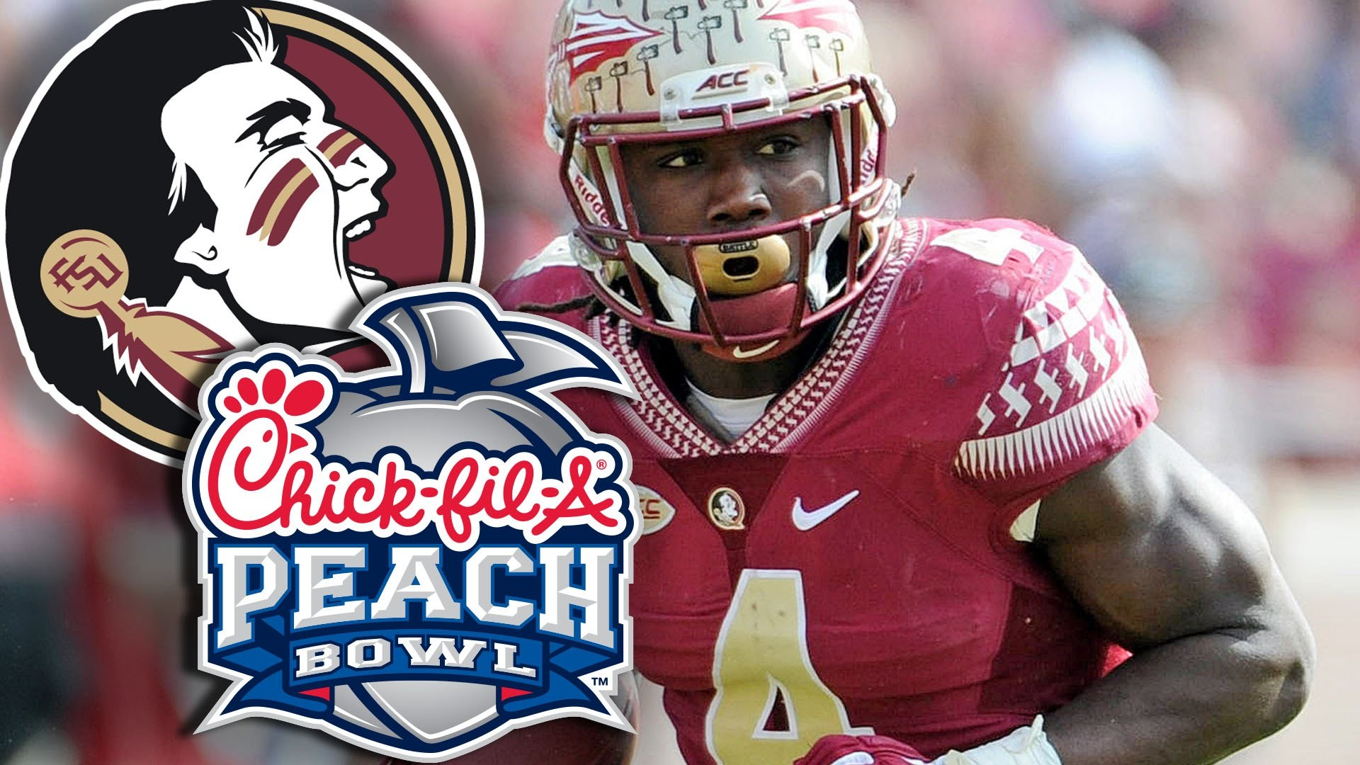 Florida State Football Chick-fil-A Peach Bowl Hype Video