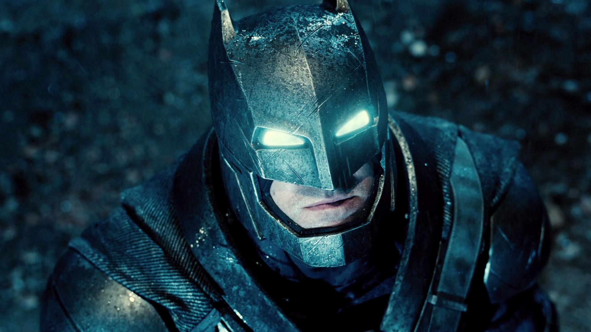 Batman Metal Armour in Batman v Superman: Dawn of Justice Wallpaper