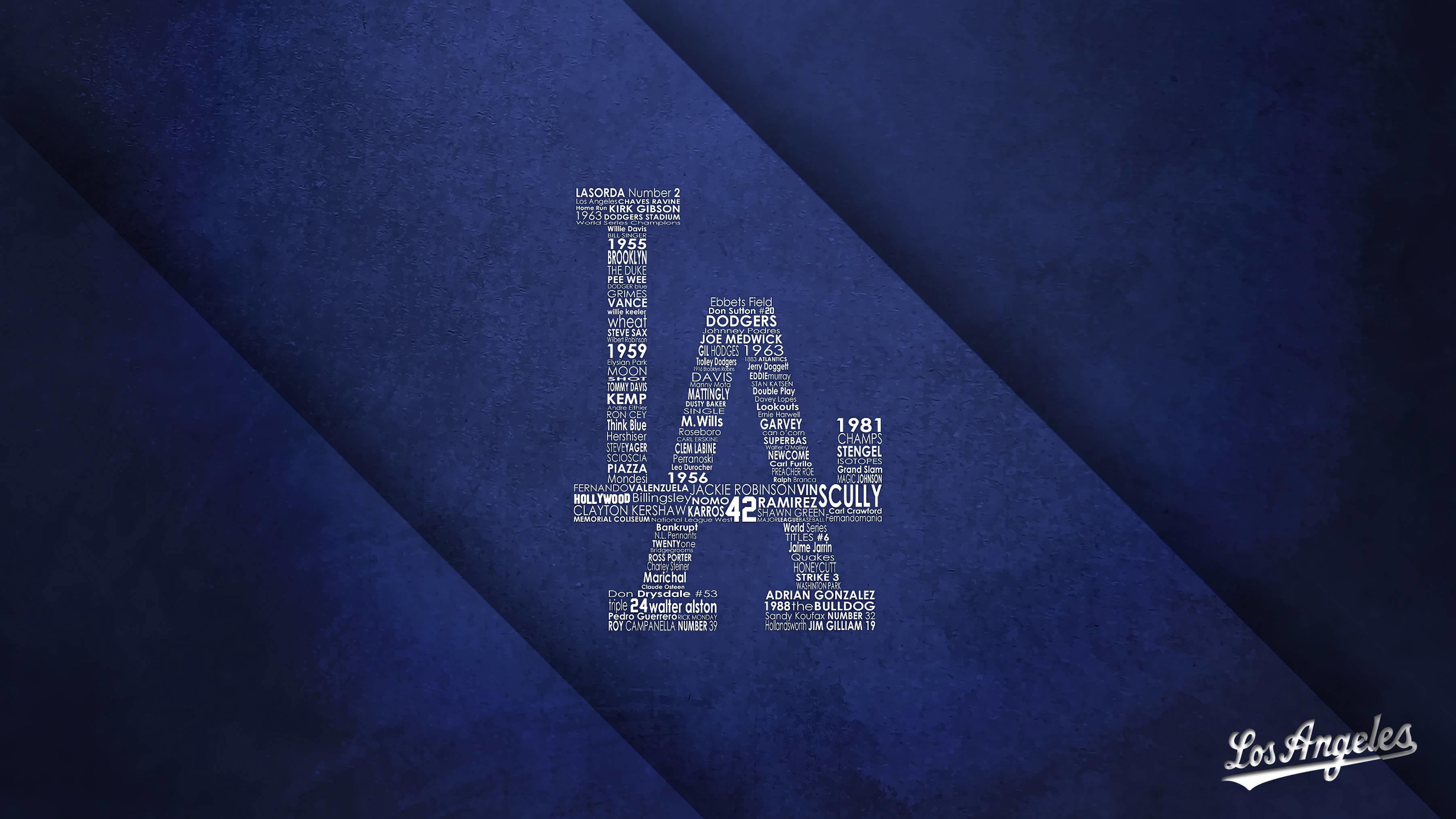 DeviantArt: More Like LA Dodgers Iphone Wallpaper and Lock Screen .