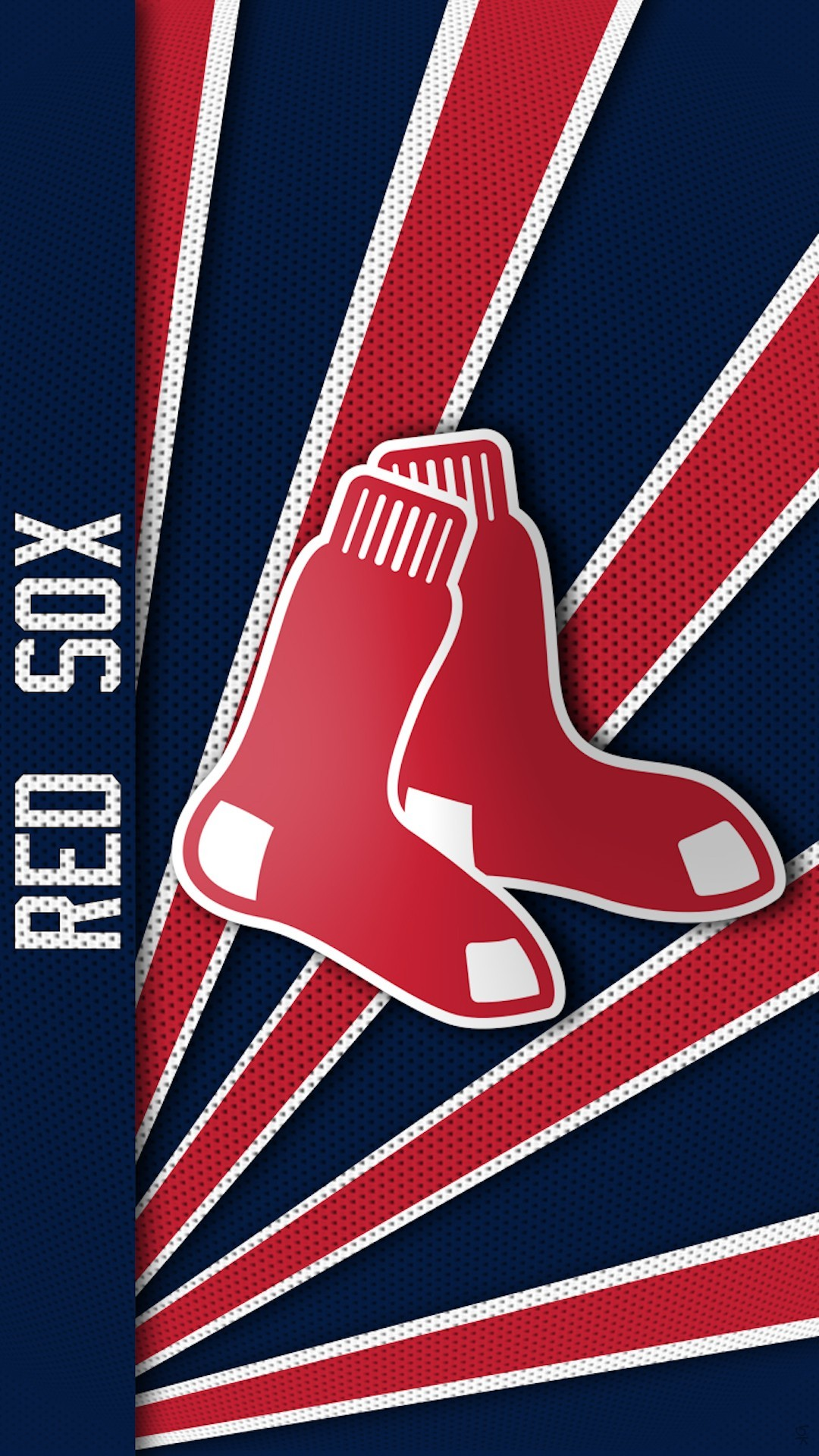Boston Red Sox Baseball iPhone Wallpaper