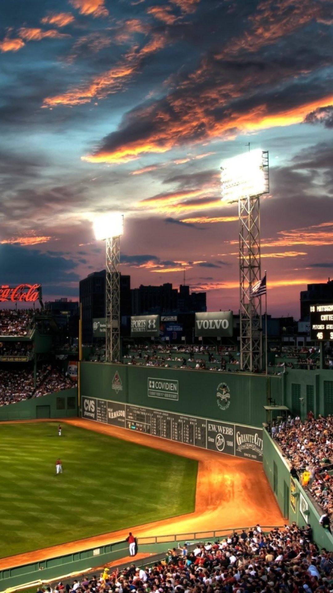 Fenway Park Boston Massachusetts Wallpaper for