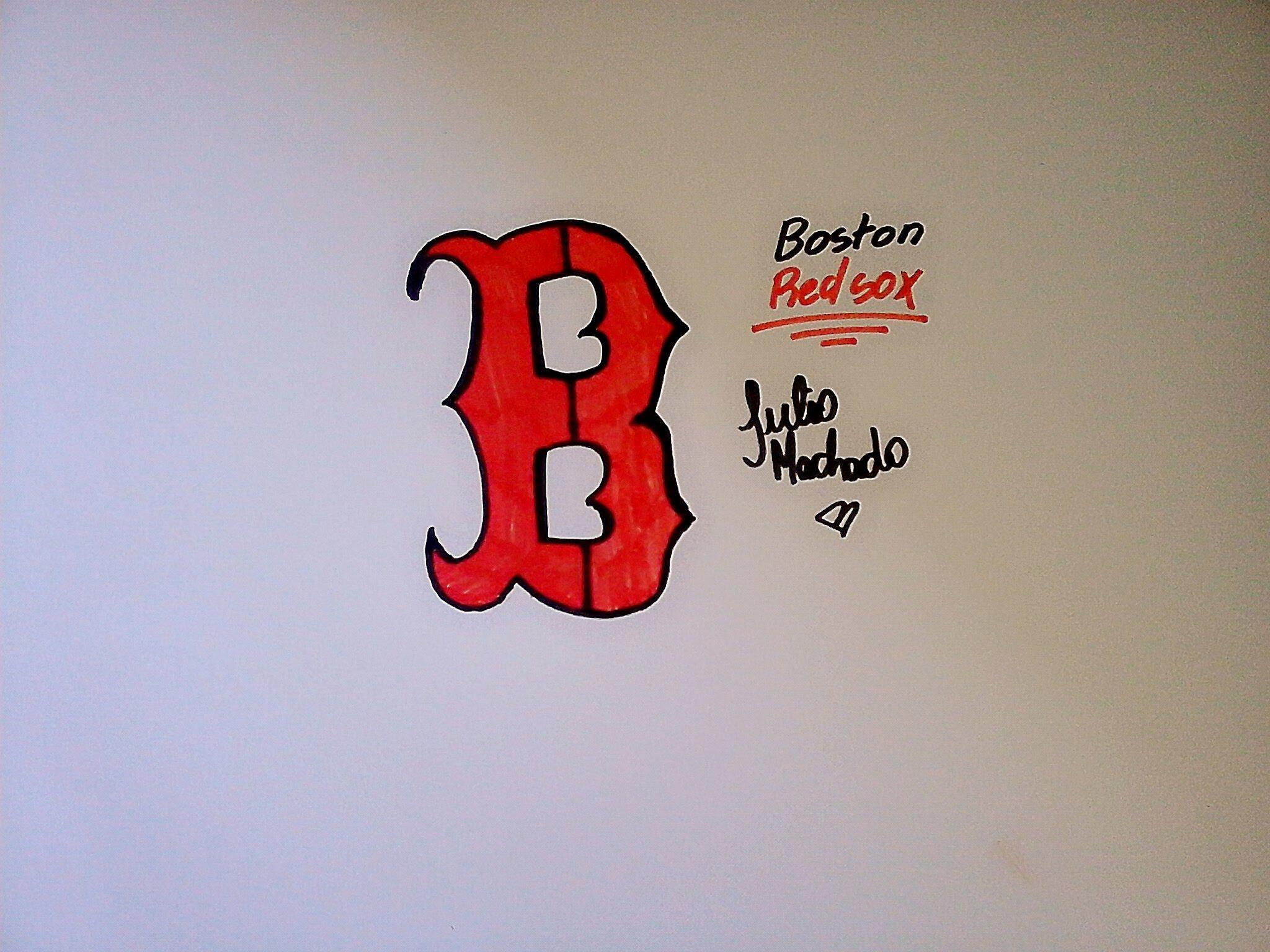 wallpaper.wiki-HD-Boston-Red-Sox-Logo-Image-