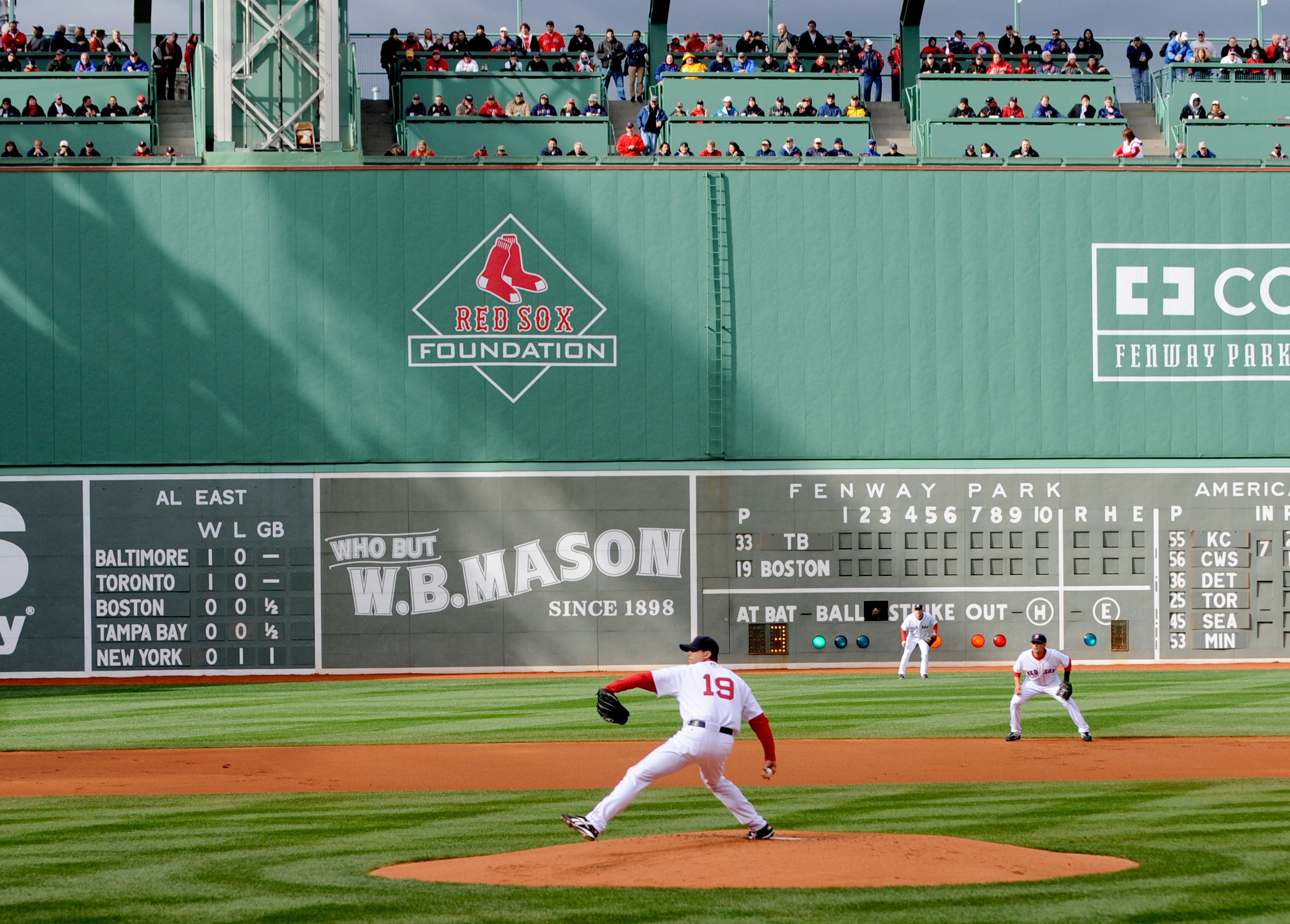 Top 20 Boston Red Sox Wallpapers