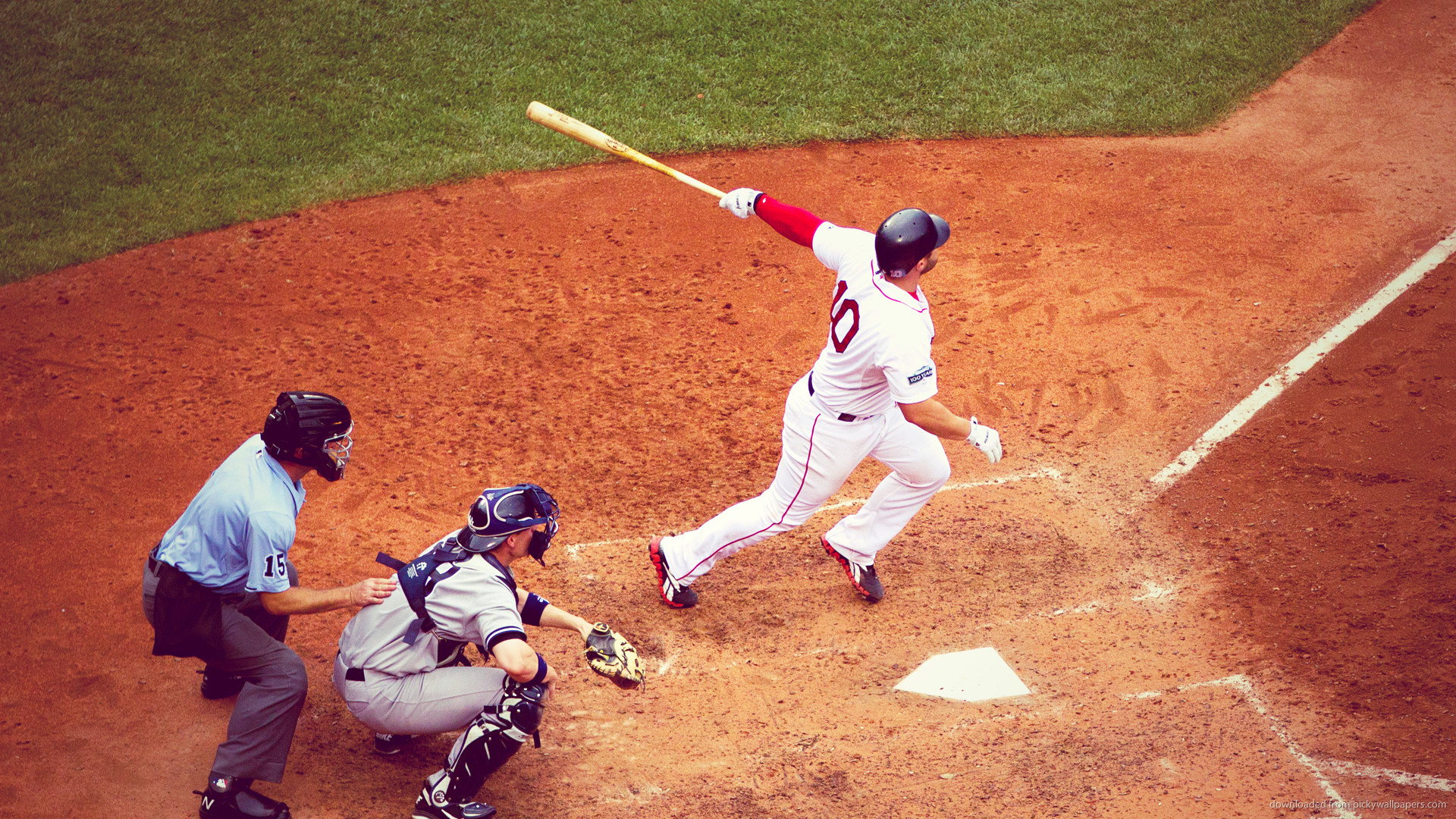 Red Sox vs Yankees Game picture