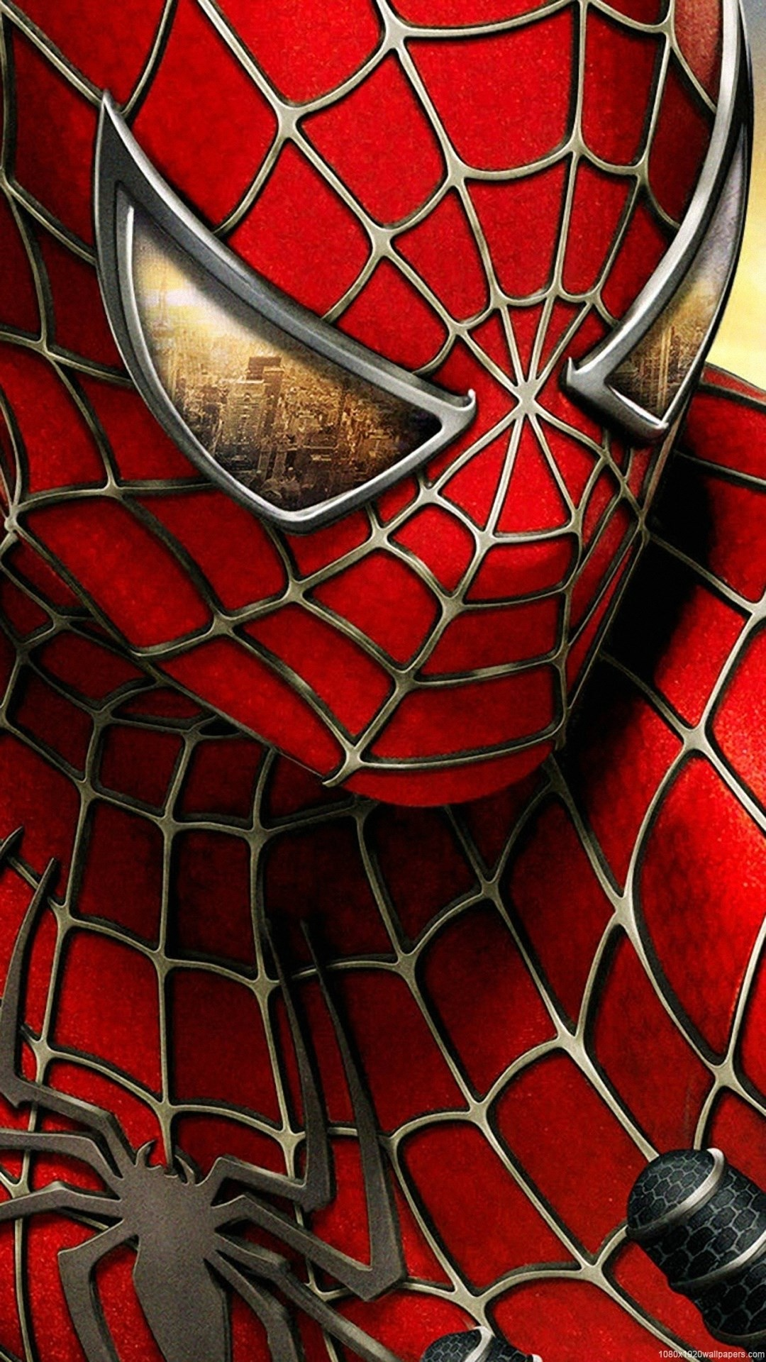 download spiderman wallpaper for iphone free