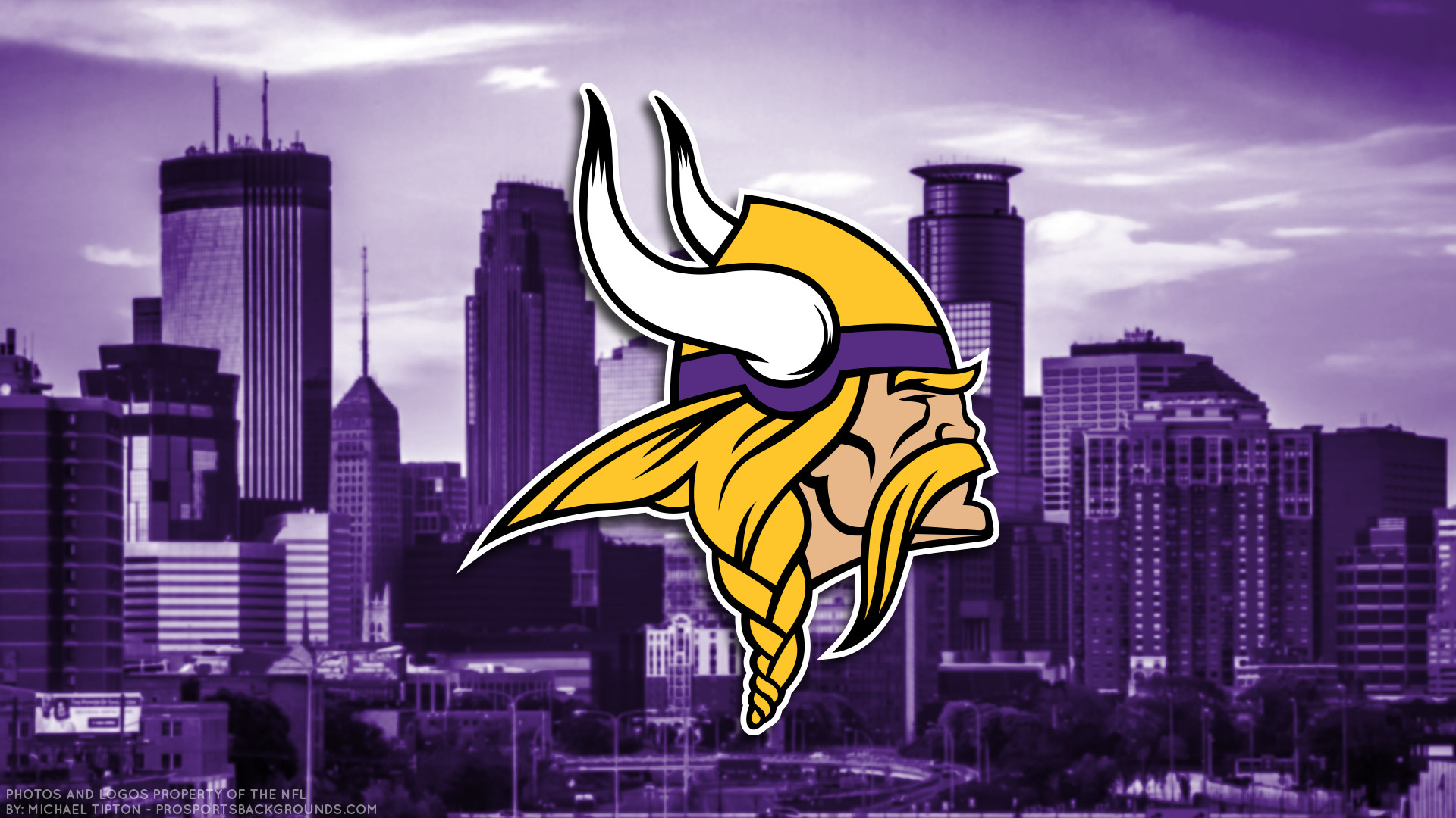 … Minnesota Vikings 2017 football logo wallpaper pc desktop computer …
