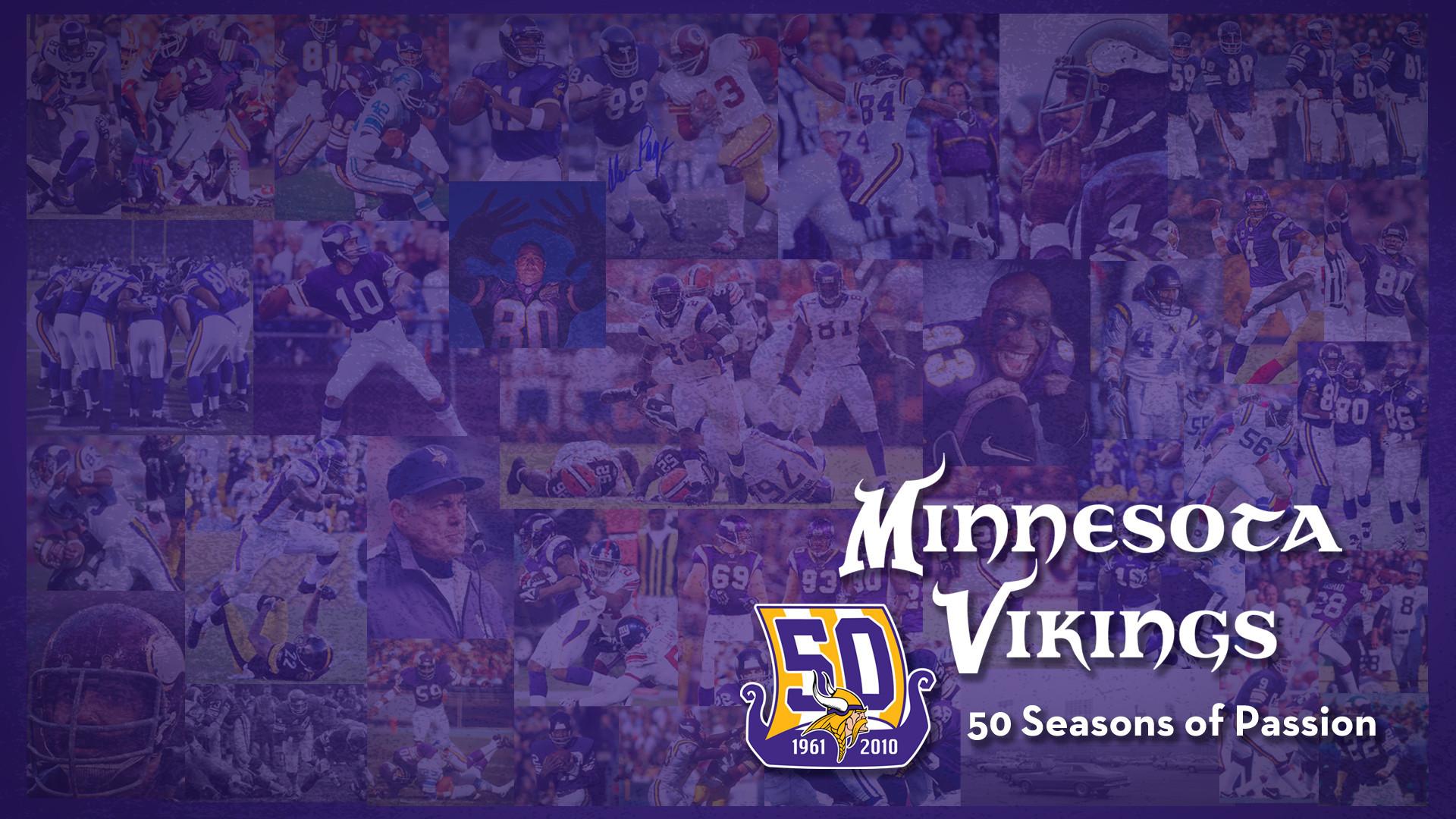 Minnesota Vikings Logo Wide Wallpaper 1280X800 04 26 2011 Vikings .