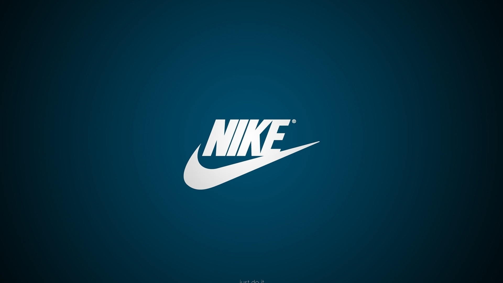 Preview wallpaper nike, logo, sports, lettering, minimalism 1920×1080