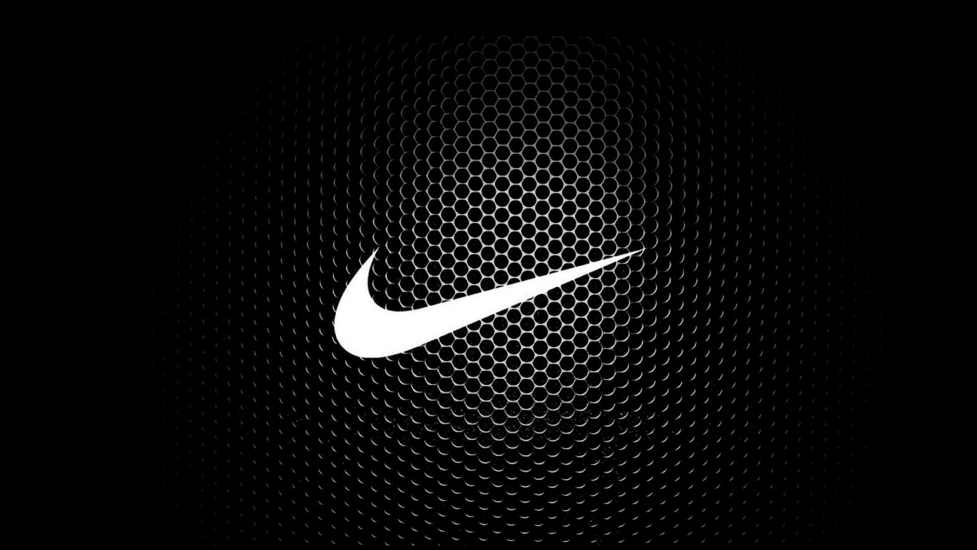 Nike logo wallpaper hd white
