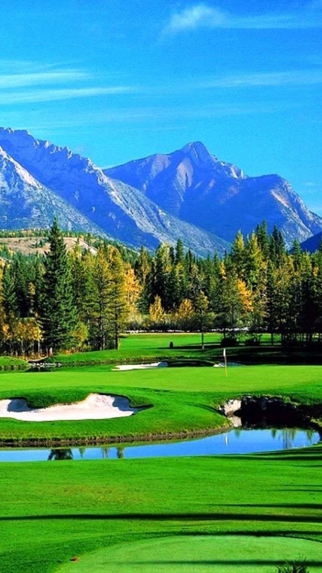 56 Iphone Golf