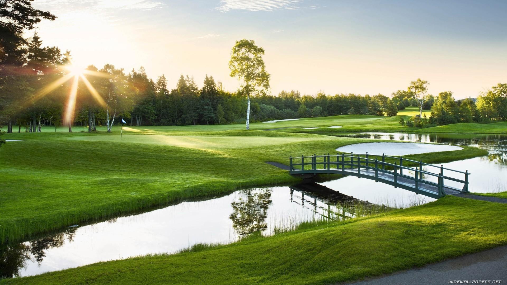 Sport Golf Course Backgrounds Wallpaper #12691 Wallpaper .