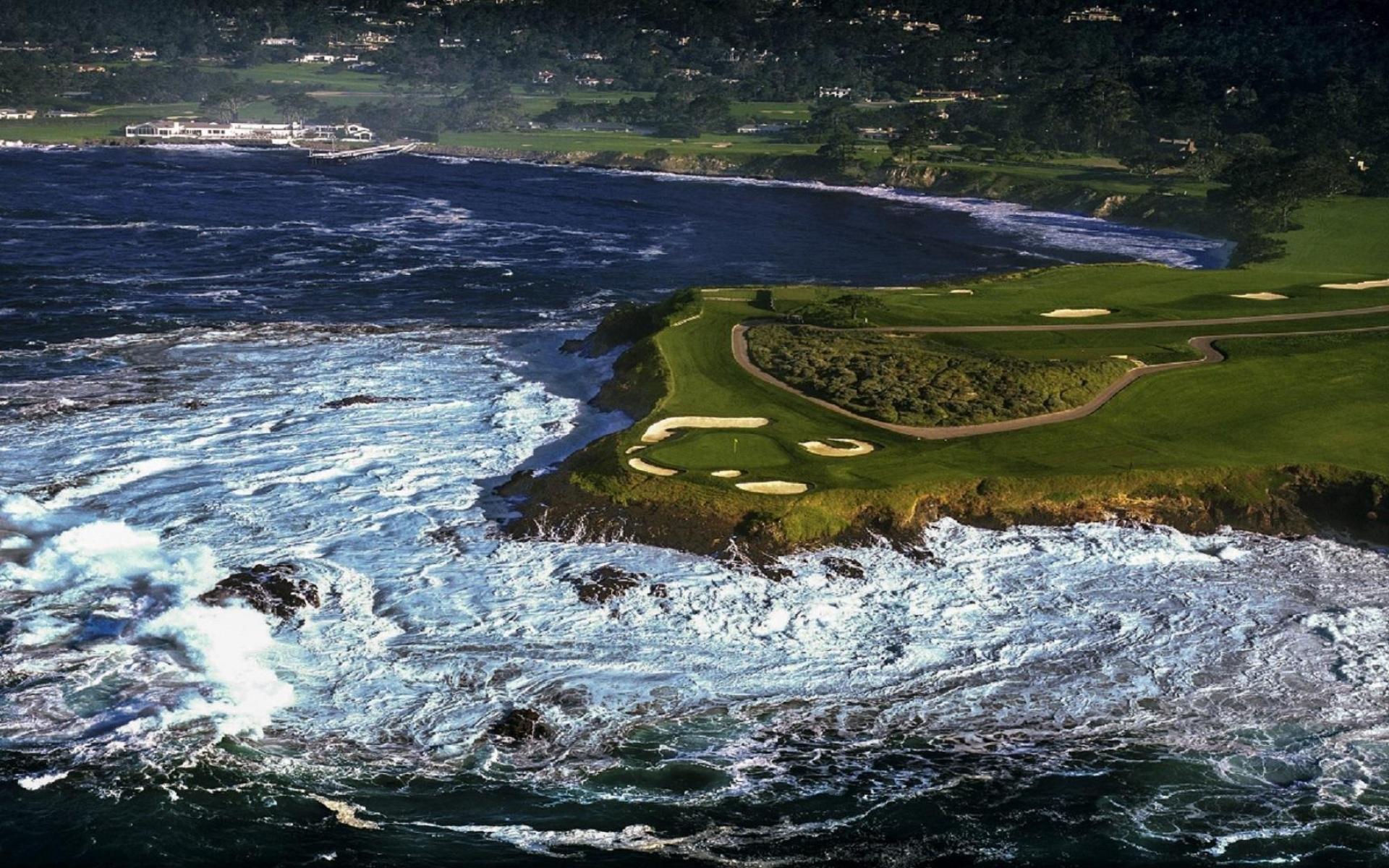 Pebble Beach Golf Course 797043