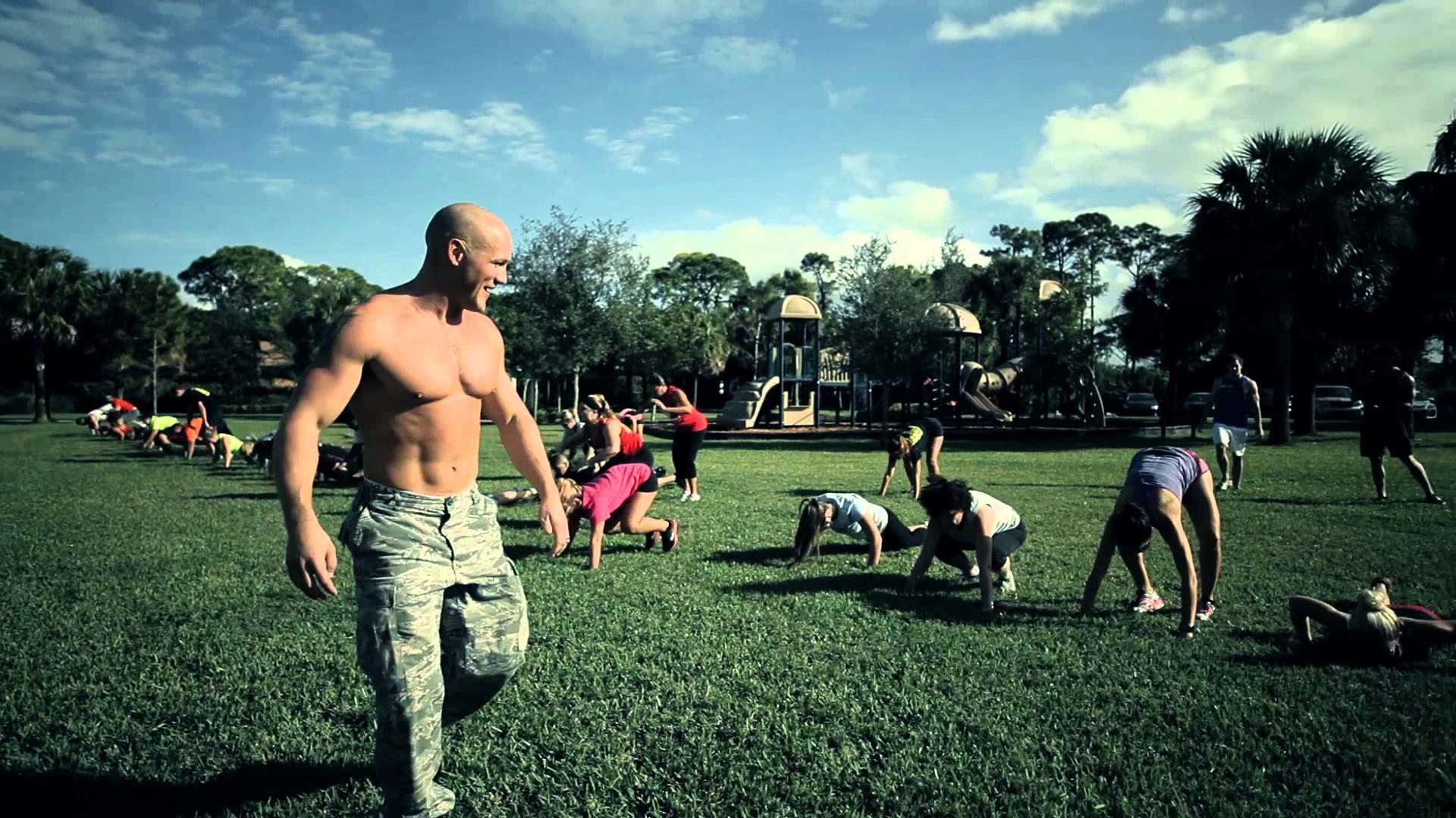 Get Fit Fast Boot Camp Commercial