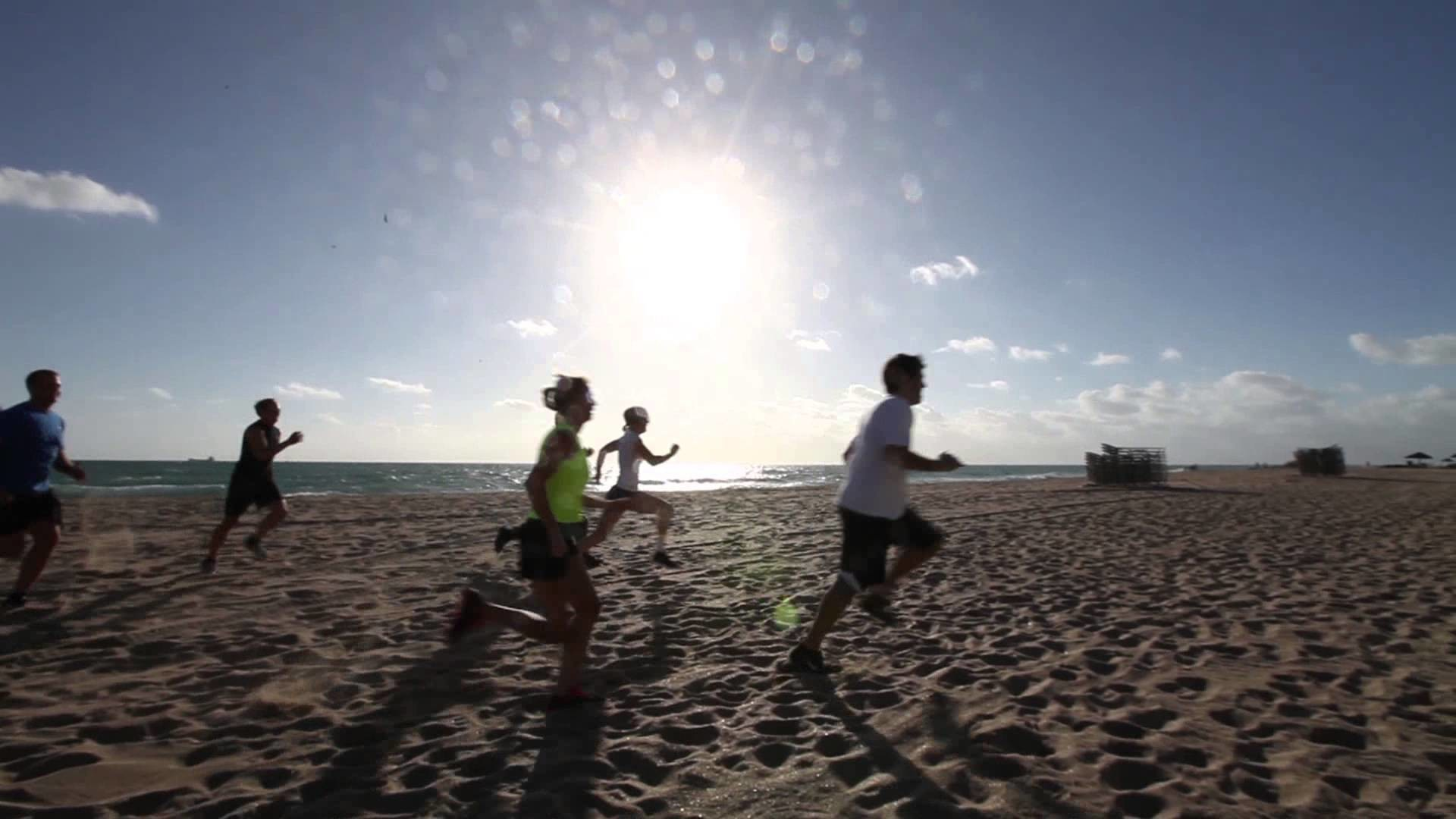 Beach Boot Camp with Colonel Bob at Harbor Beach Marriott Resort & Spa –  YouTube