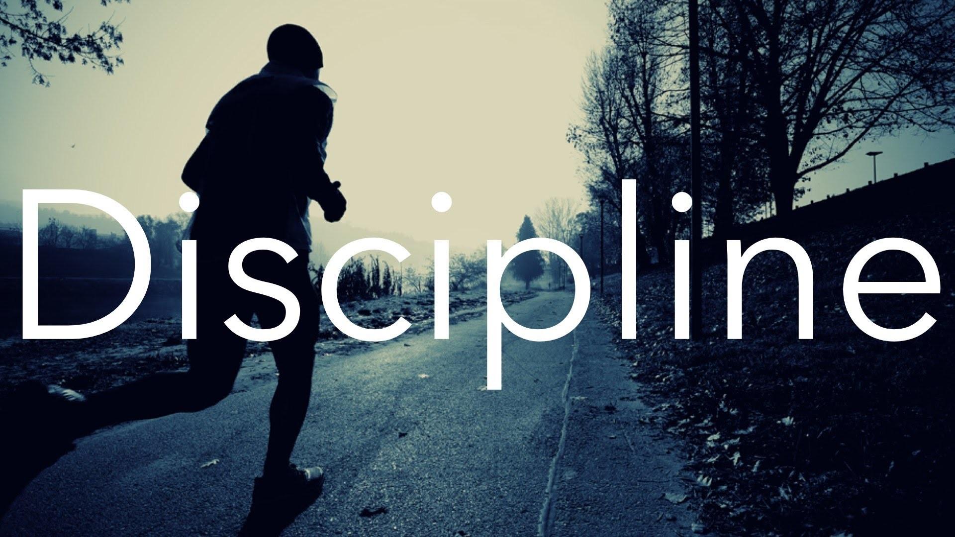 Discipline Boot Camp | pt. 5