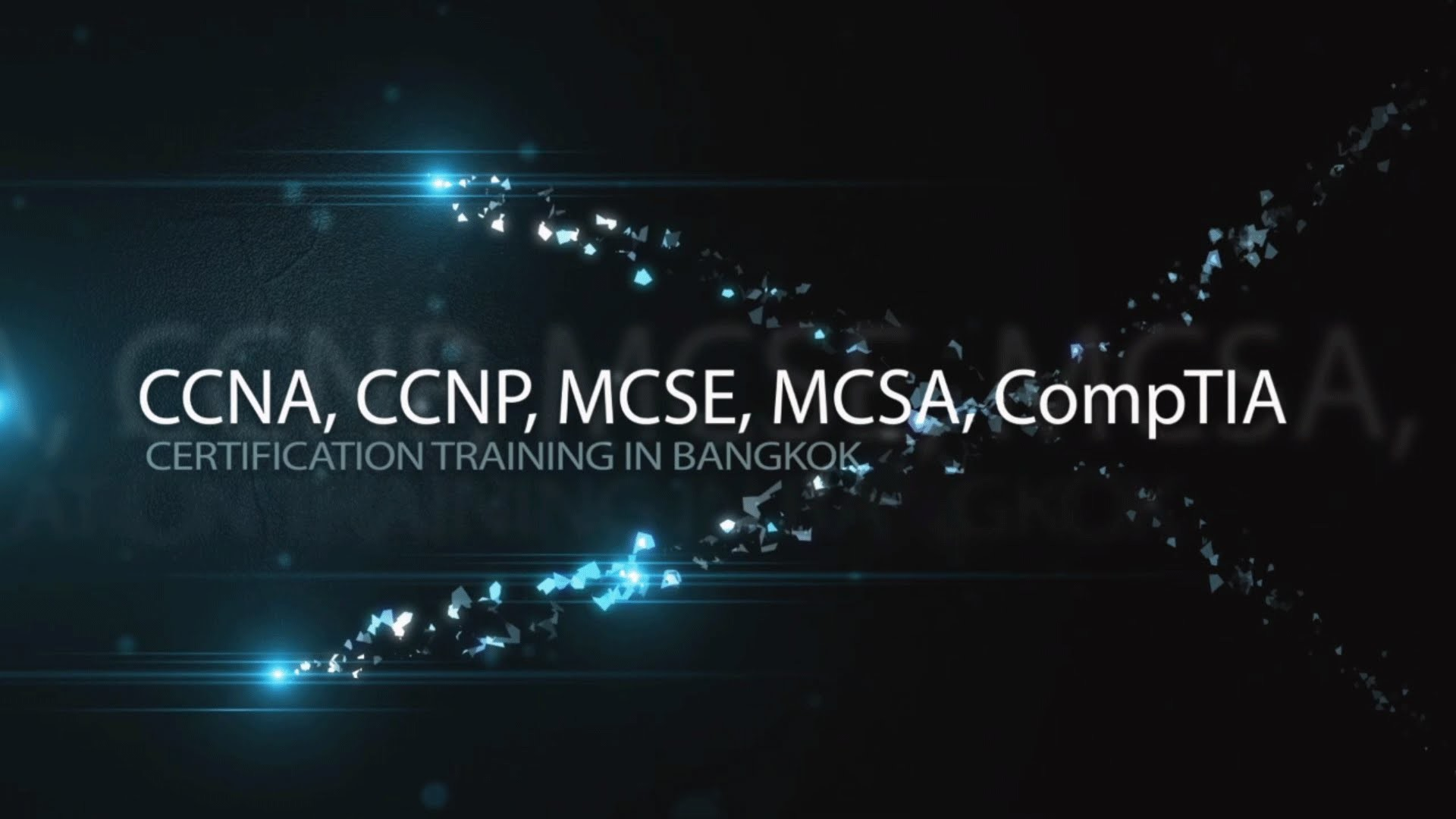 IT Track CCNA Boot Camp Review: Training in Bangkok, Thailand