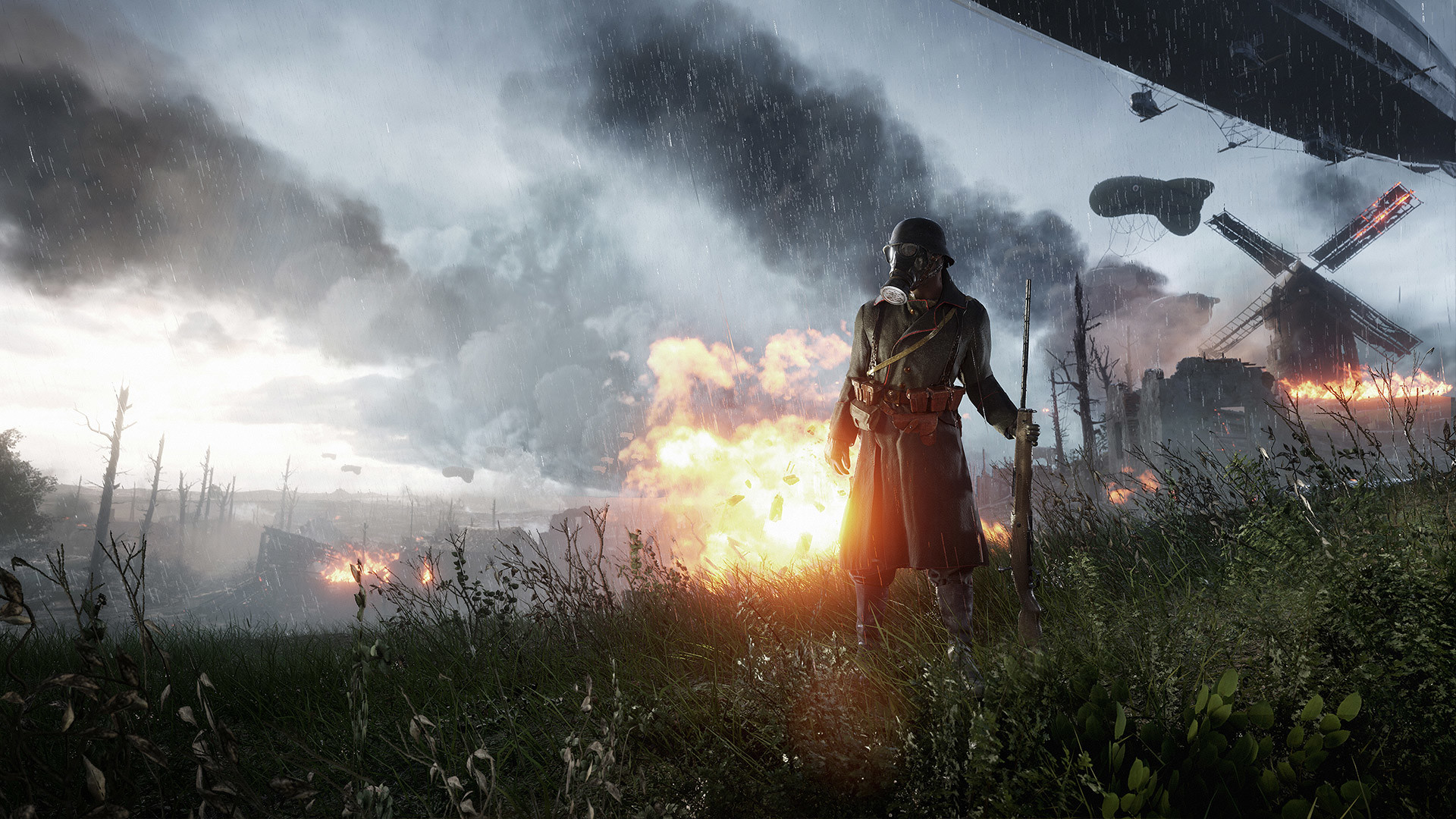 How we've Improved Battlefield 1 with the Fall Update