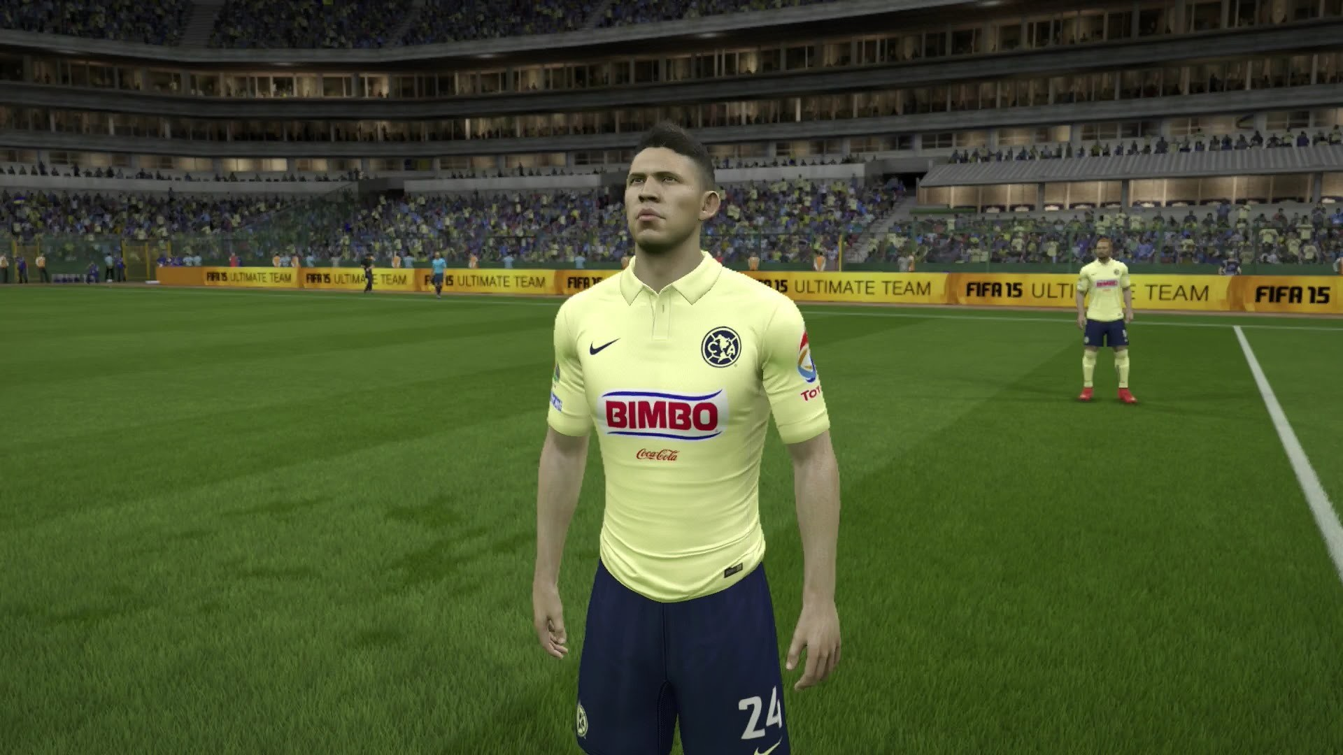 FIFA 15 РClub Am̩rica Player Faces РNext-Gen Gameplay 1080p (PS4/Xbox  One) РYouTube