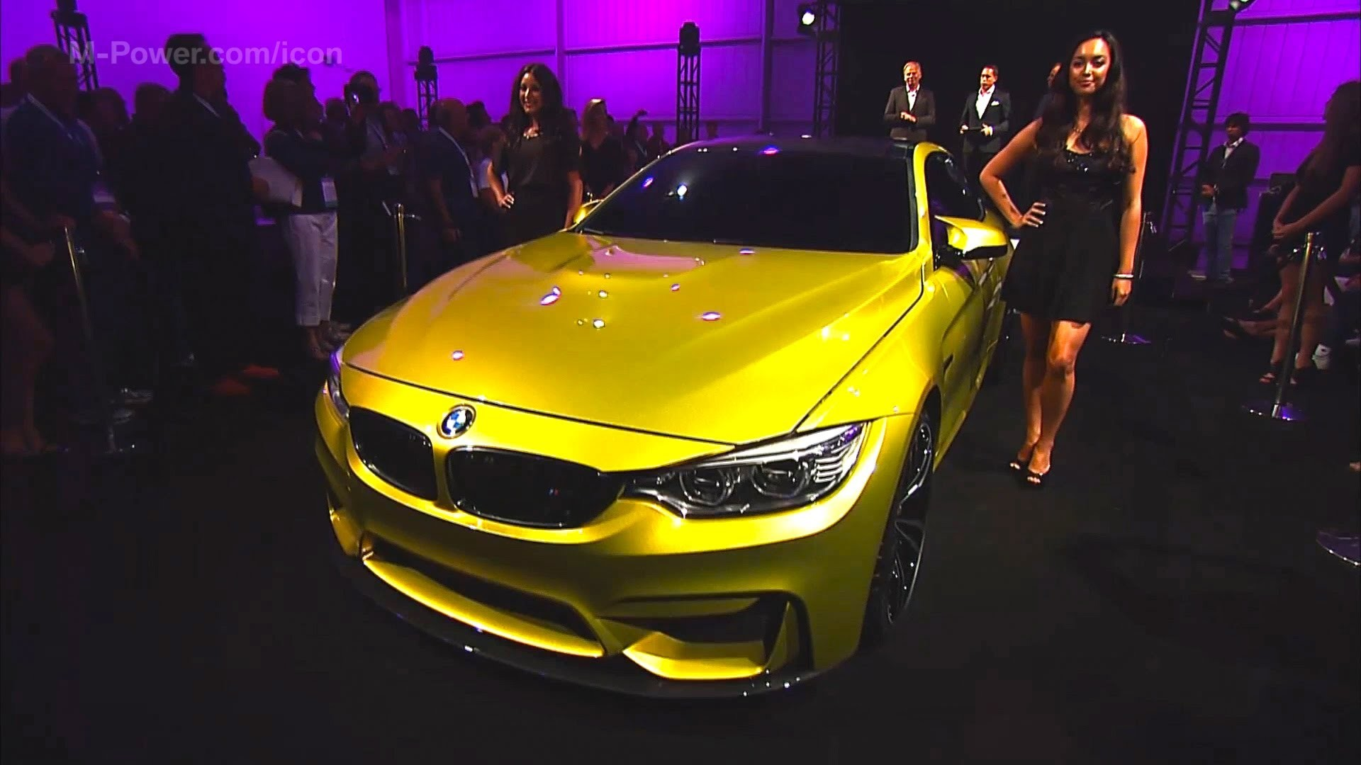Presentation BMW Concept M4 Coupé to BMW Car Club of America