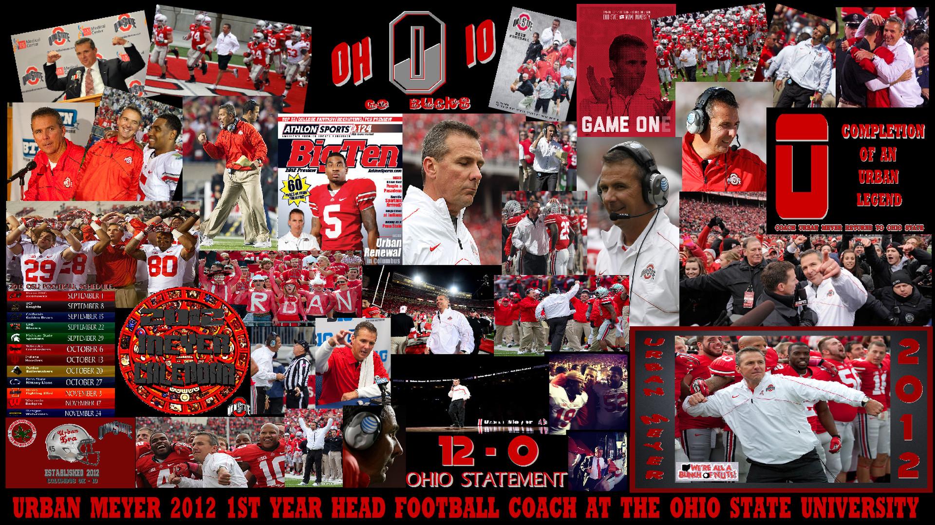 Ohio State Buckeyes Football Backgrounds Download .