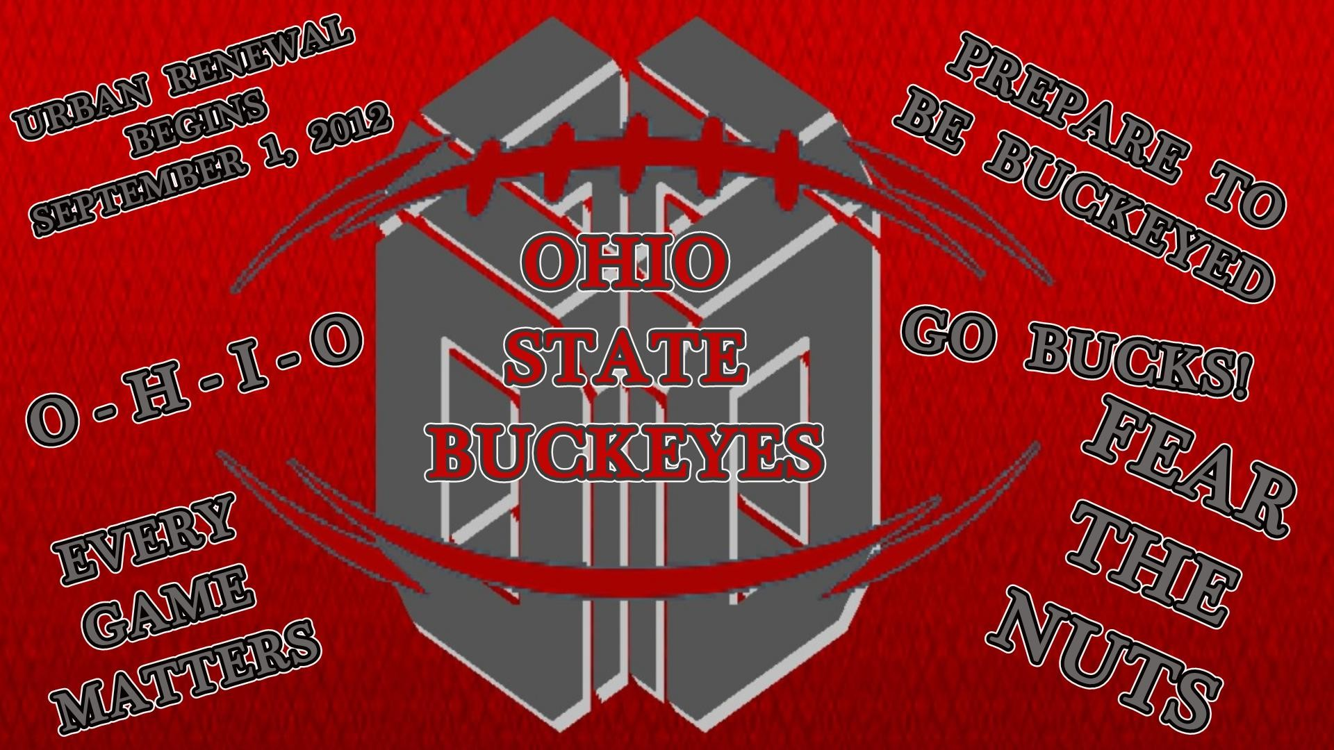 Free Ohio State Buckeyes iPhone iPod Touch Wallpapers